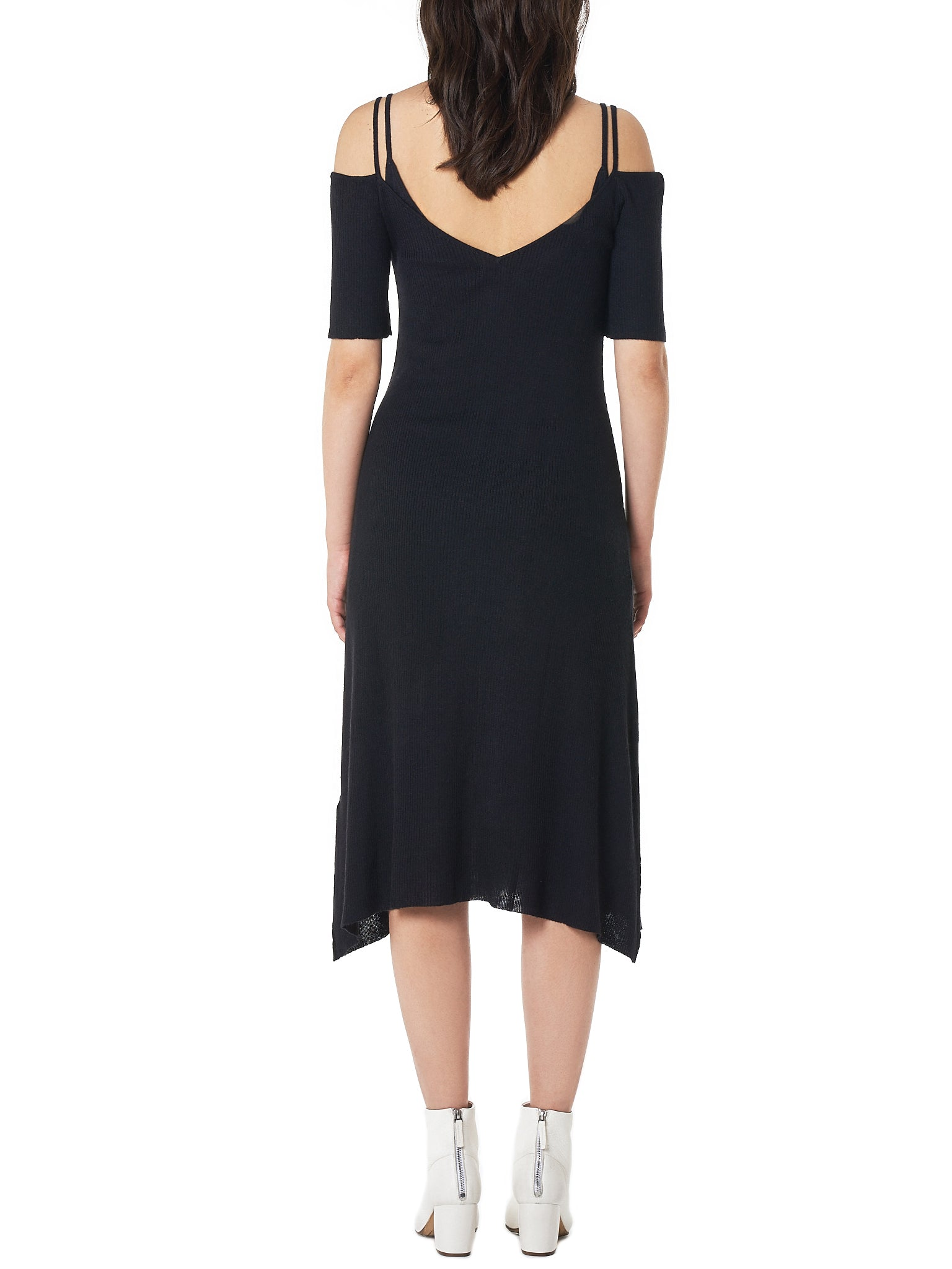 Ryan Roche Dress - Hlorenzo Back