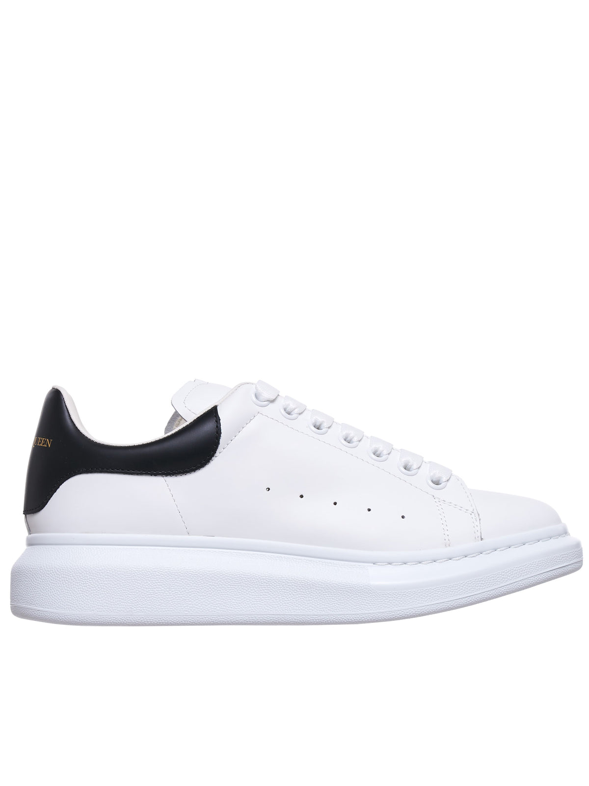 Oversized Sole Sneakers (553680WHGP5-9061-WHITE-BLACK)