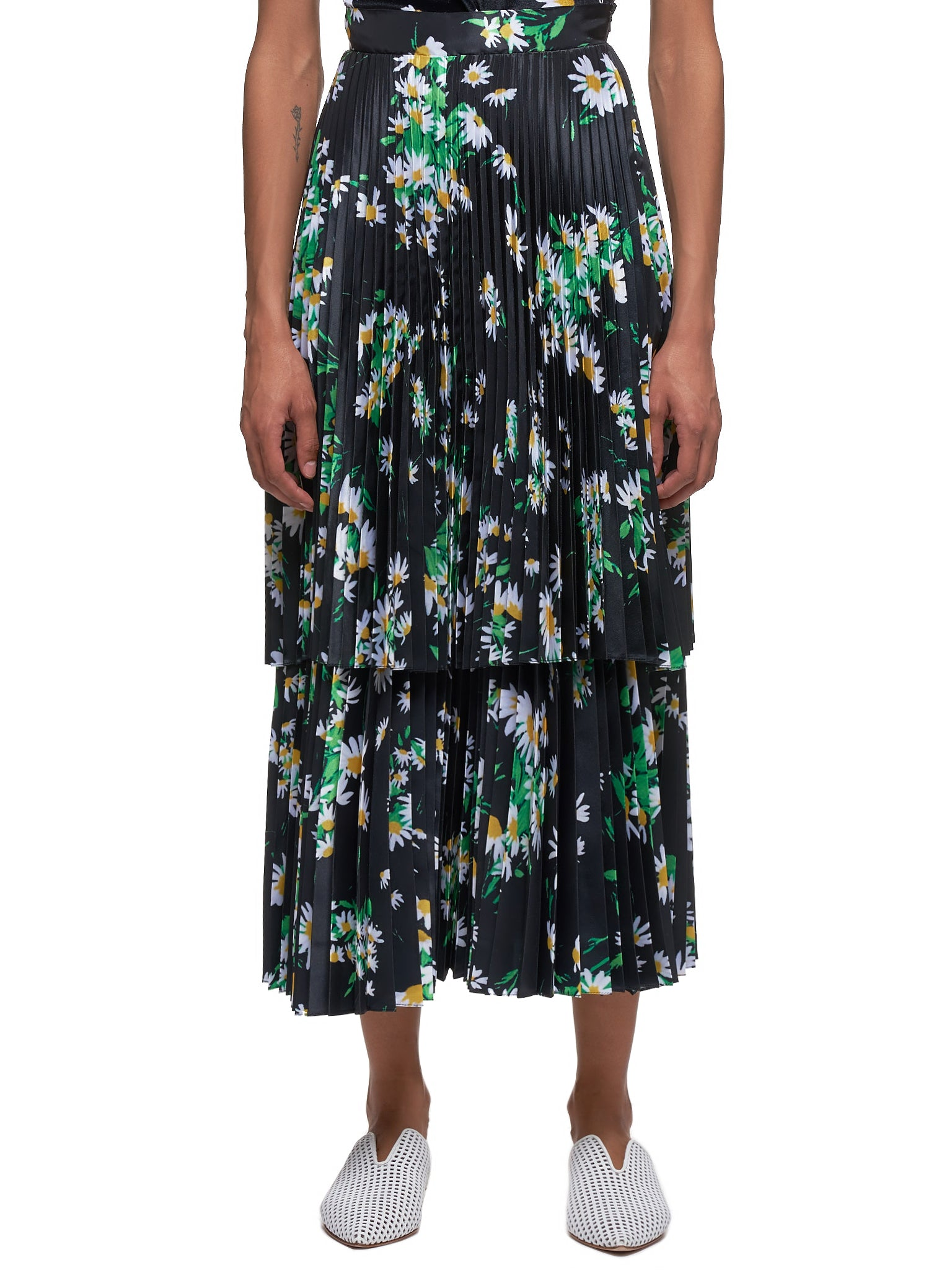 Richard Quinn Skirt - Hlorenzo Front