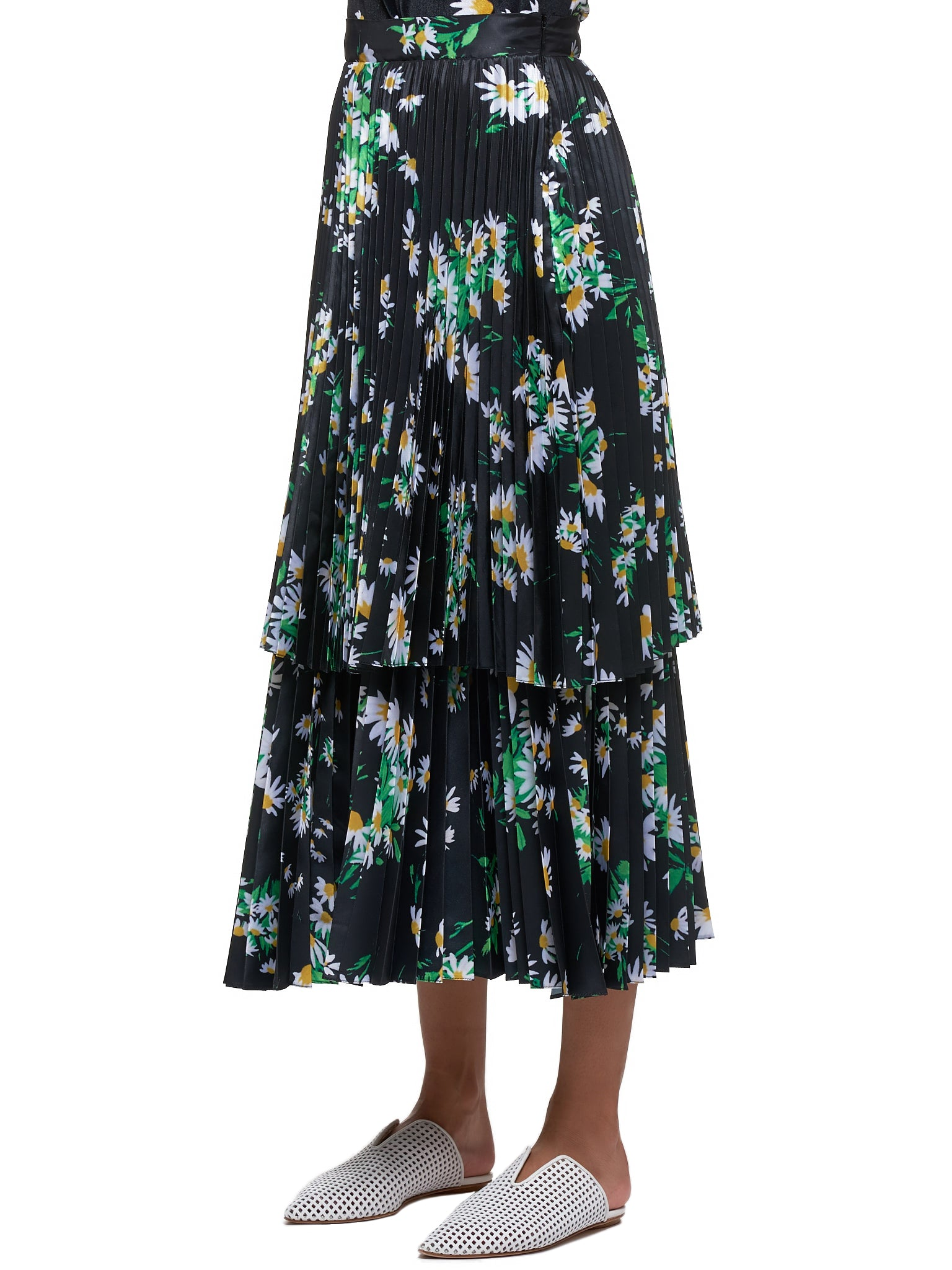 Richard Quinn Skirt - Hlorenzo Side
