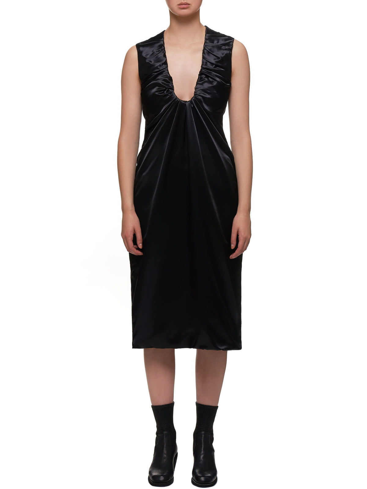 Bottega Veneta Dress - Hlorenzo Front