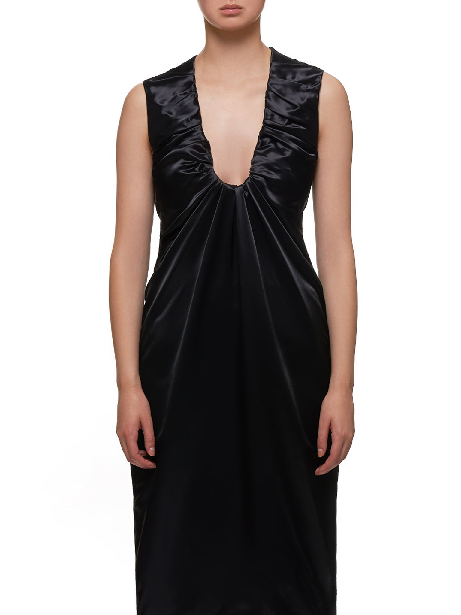 Bottega Veneta Dress - Hlorenzo Detail 1