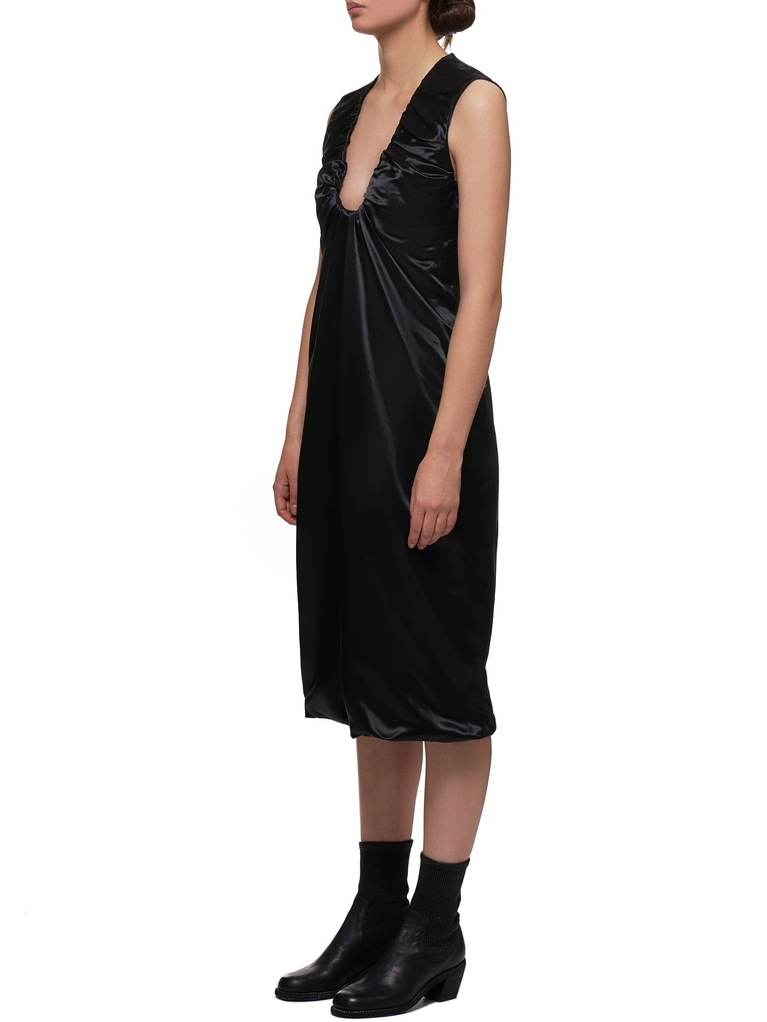 Bottega Veneta Dress - Hlorenzo Side