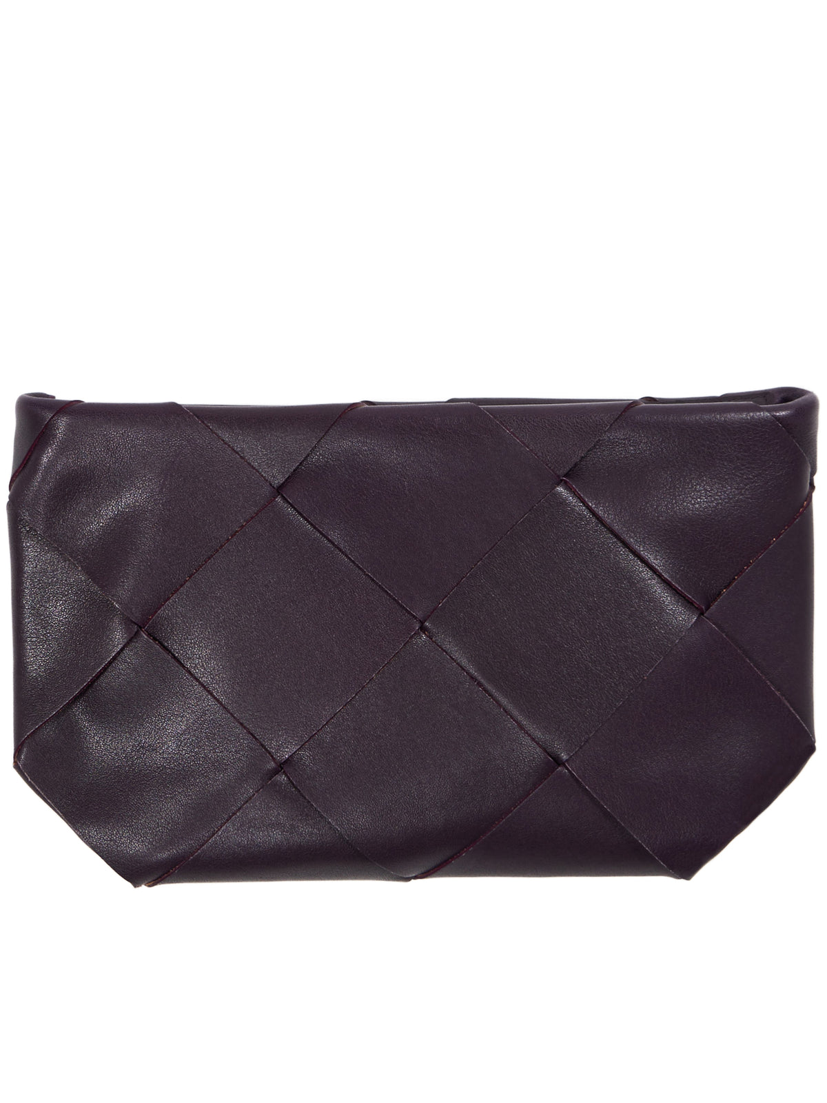 Glacé Nappa Clutch (577771VMA31-PURPLE)