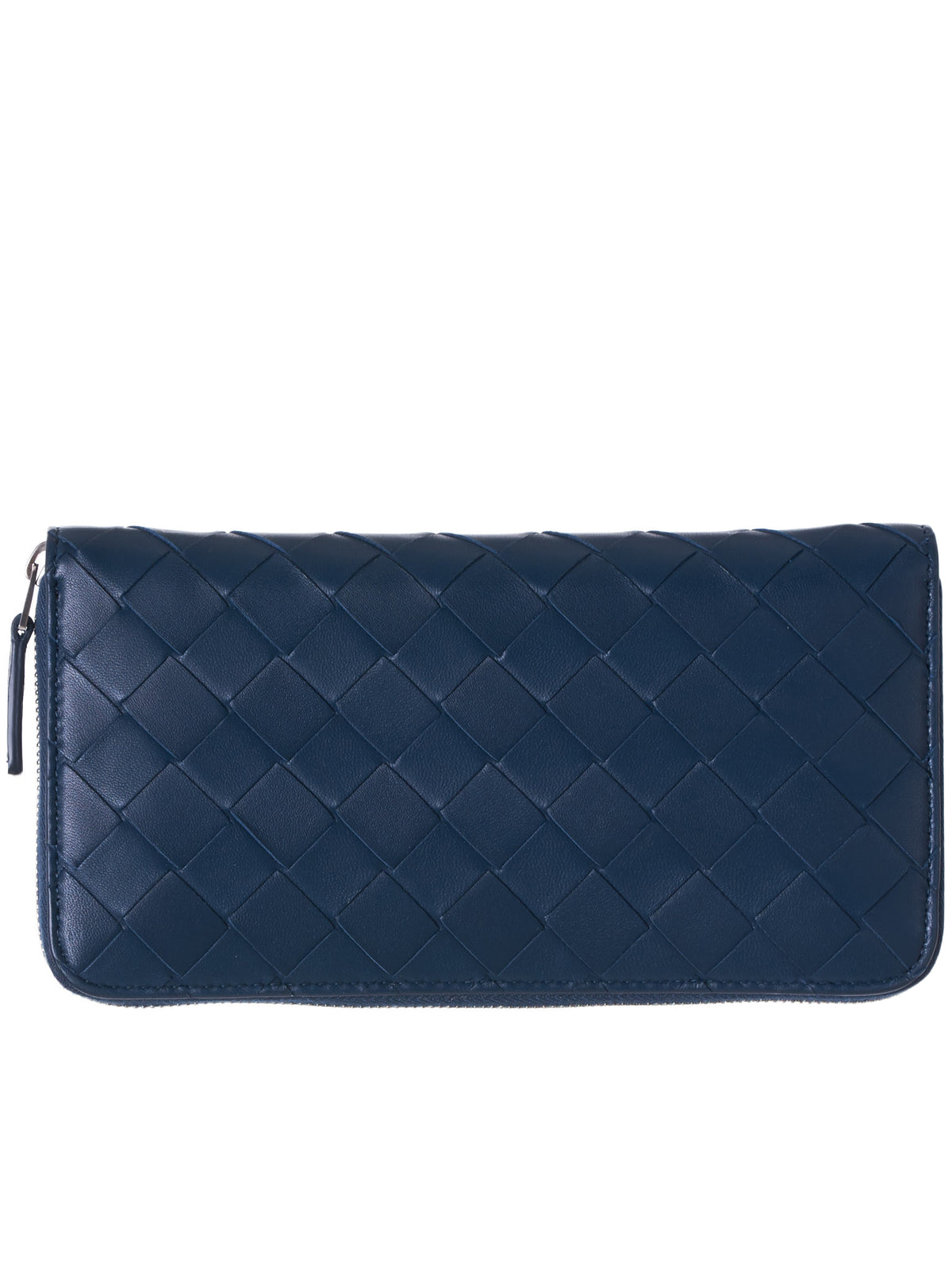 Zip-Around Wallet (577775VO0BH-3145-DEEP-BLUE)