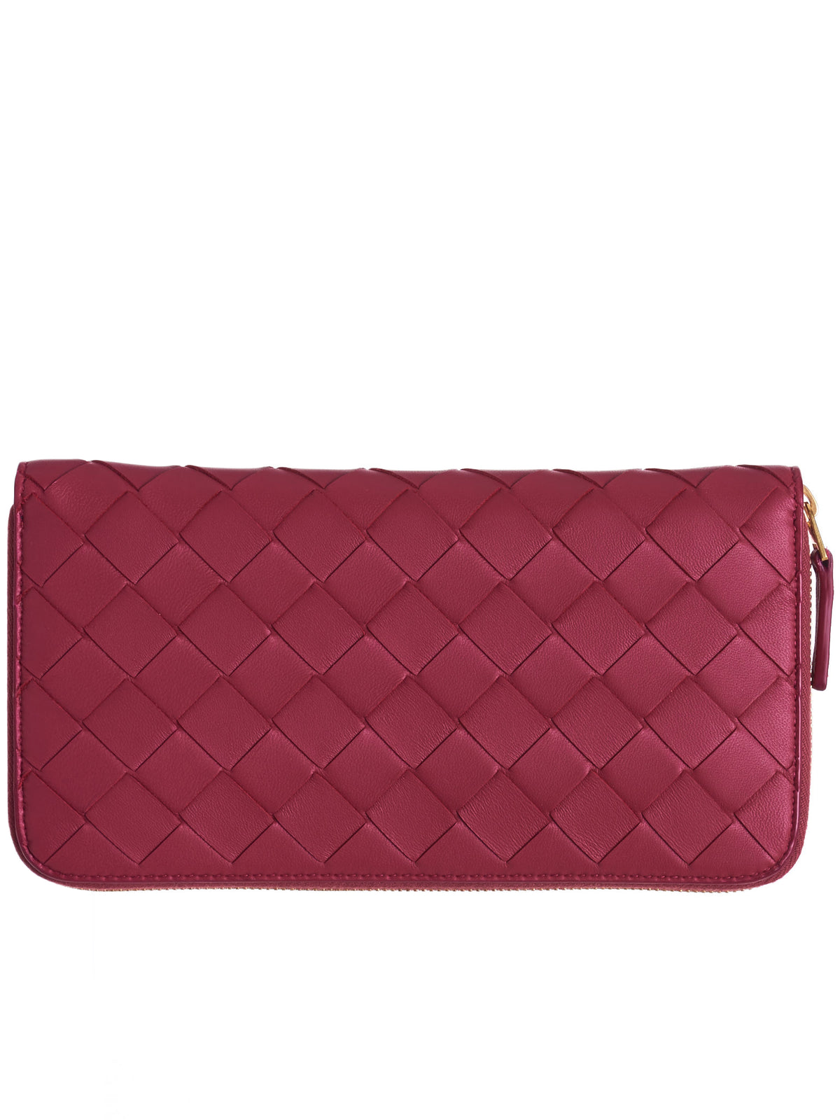 Zip-Around Wallet (577775VO0BH-6216-BURGUNDY)