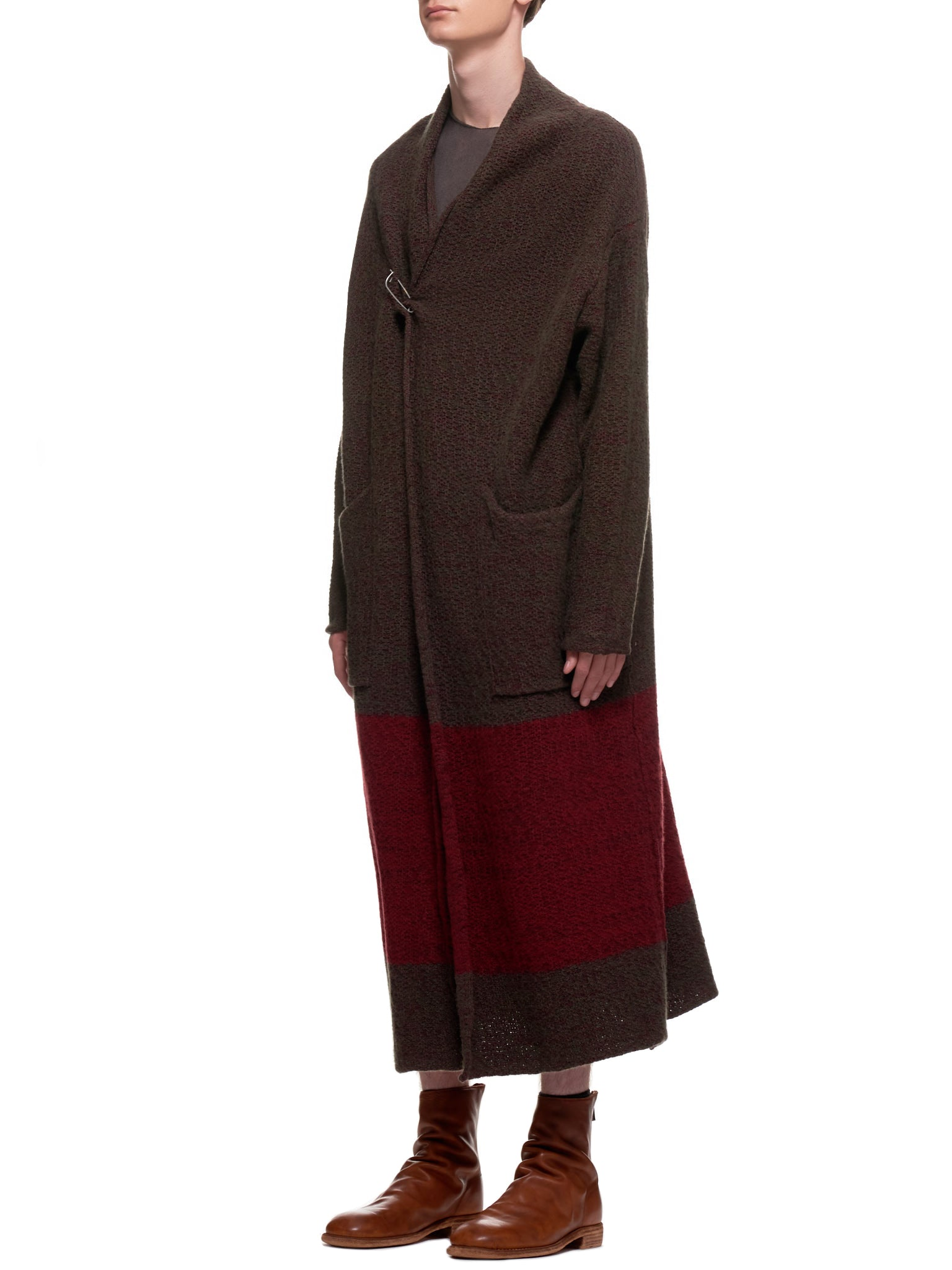 Daniel Andresen Coat | H.Lorenzo Side