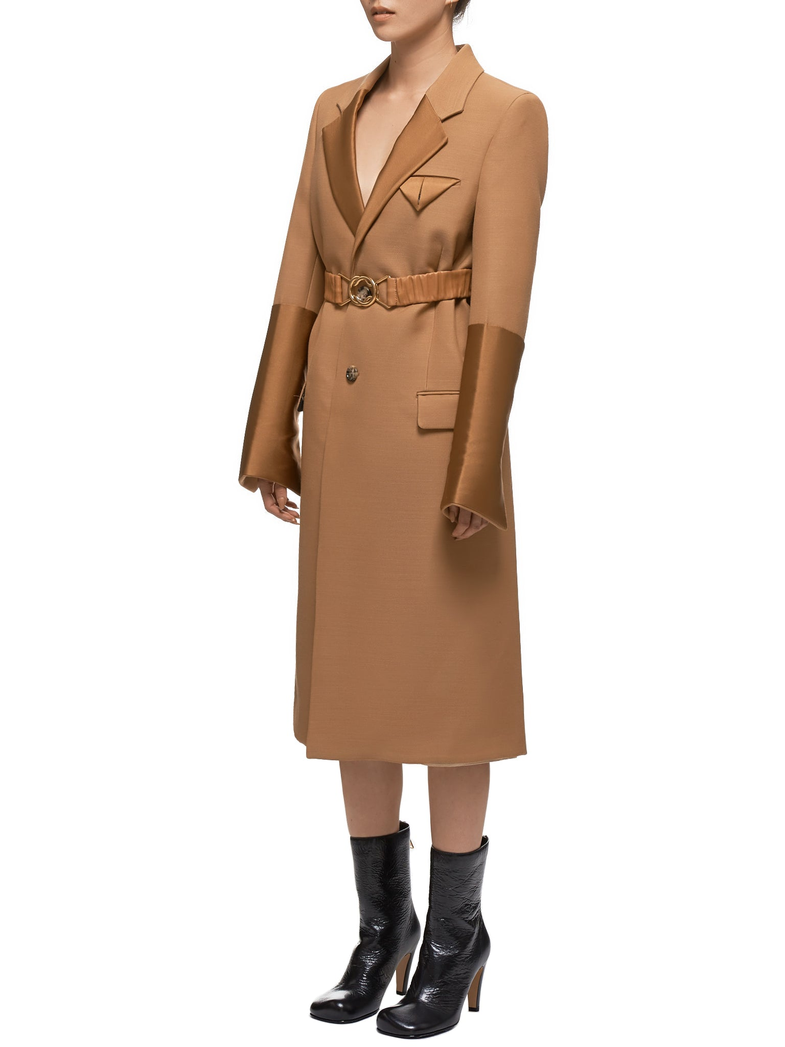 Bottega Veneta Coat - Hlorenzo Side