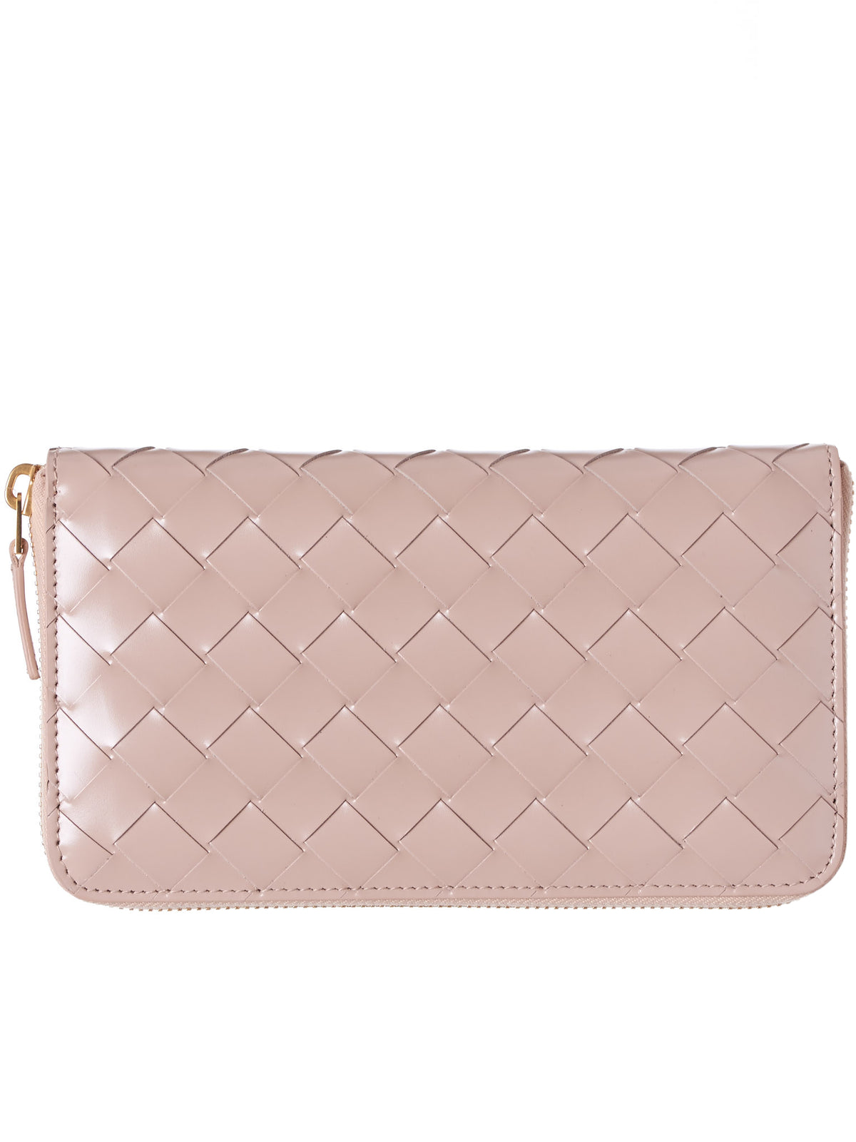 Zip-Around Wallet (588768VMBI1-6950-NUDE)