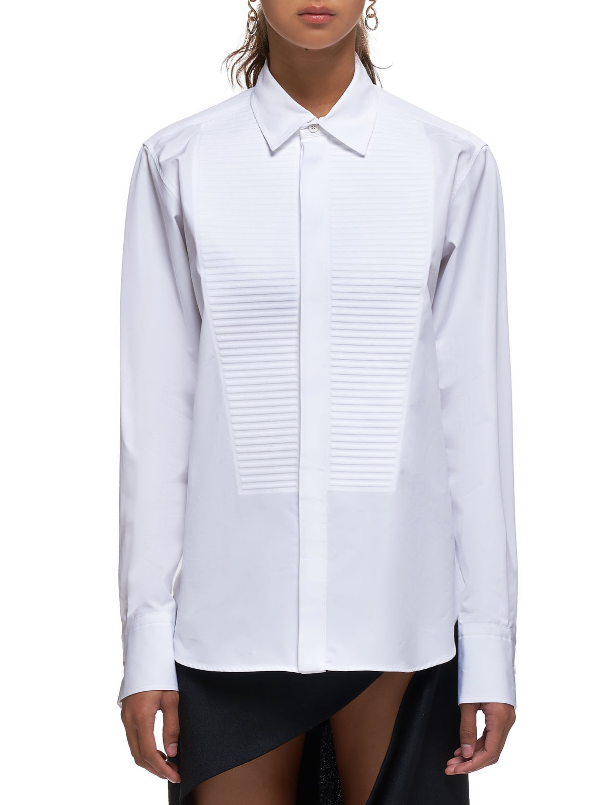 Cotton Shirt (592510VKFP0-9002-OFF-WHITE)
