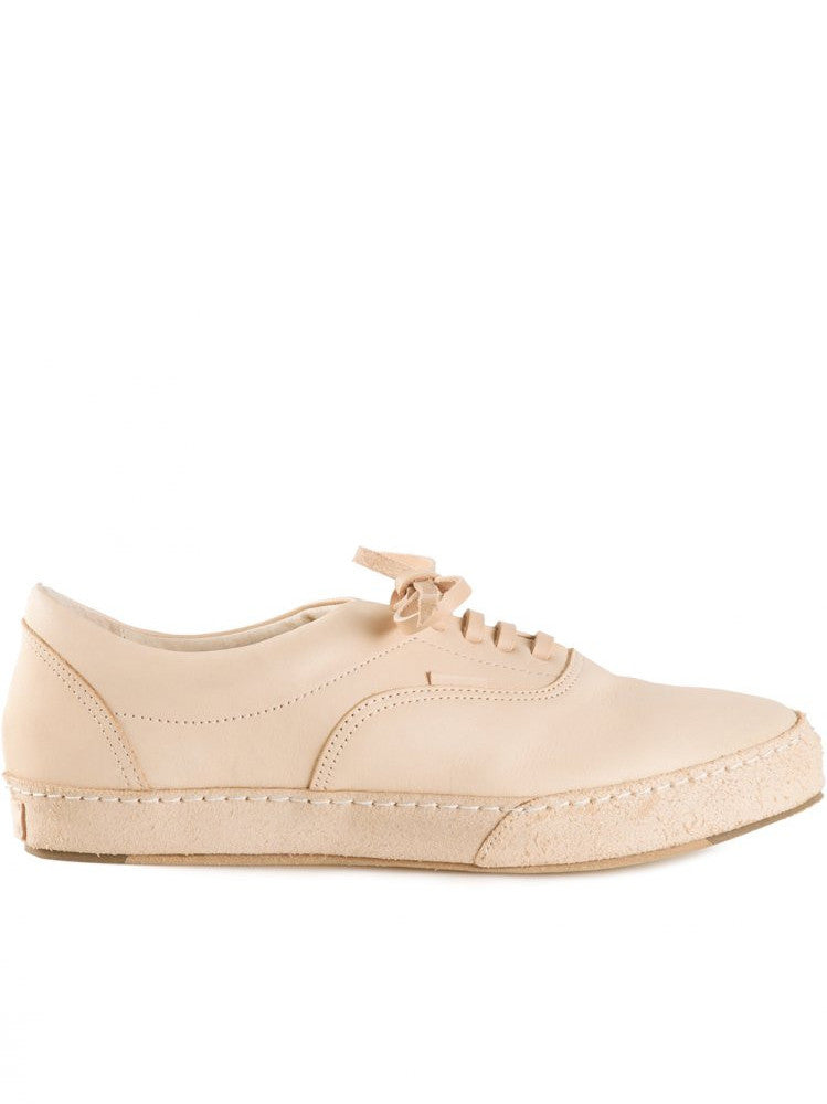 Natural Leather Trainer (MIP-04 NATURAL)