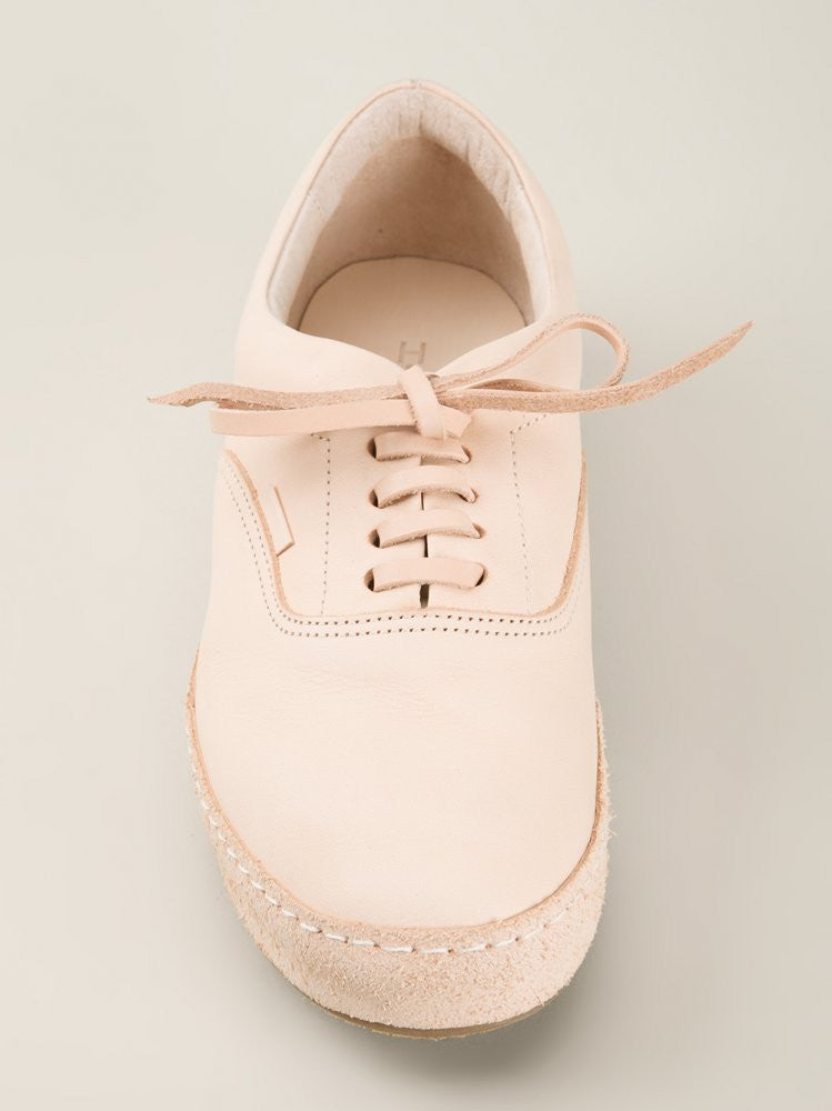 Natural Leather Trainer (MIP-04 NATURAL) - H. Lorenzo