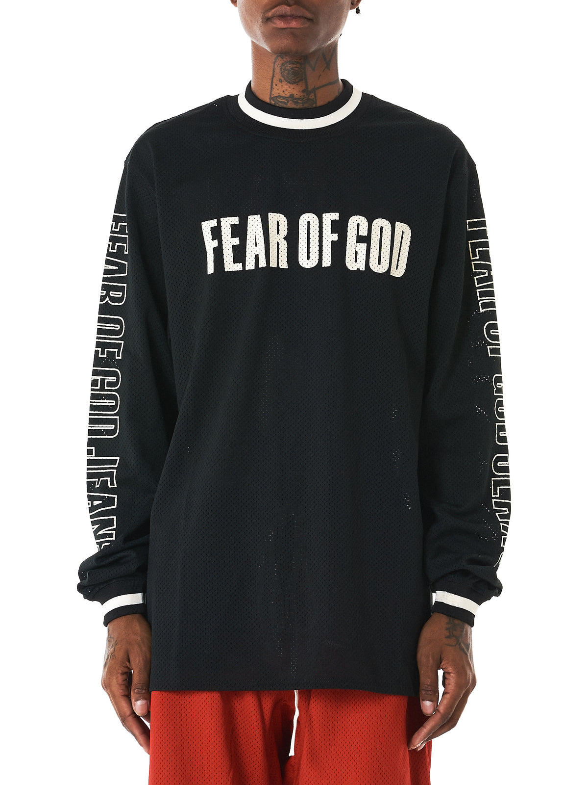 Fear of God - Hlorenzo Front View