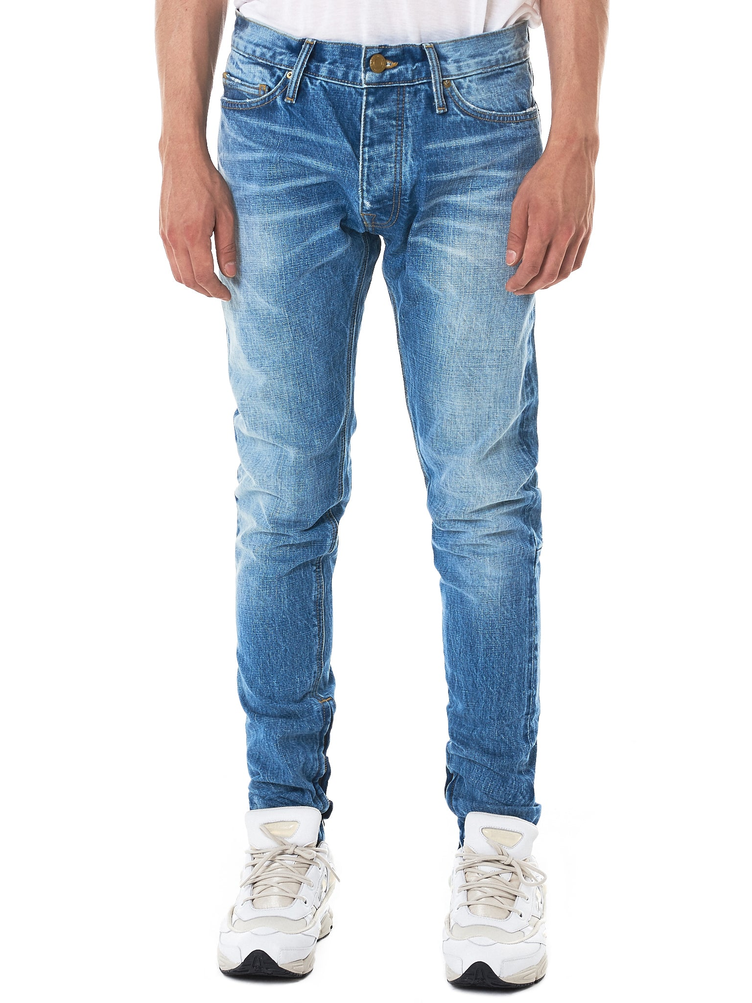 The Vintage denim jeans - Green Fear of God YrE0cK8P0