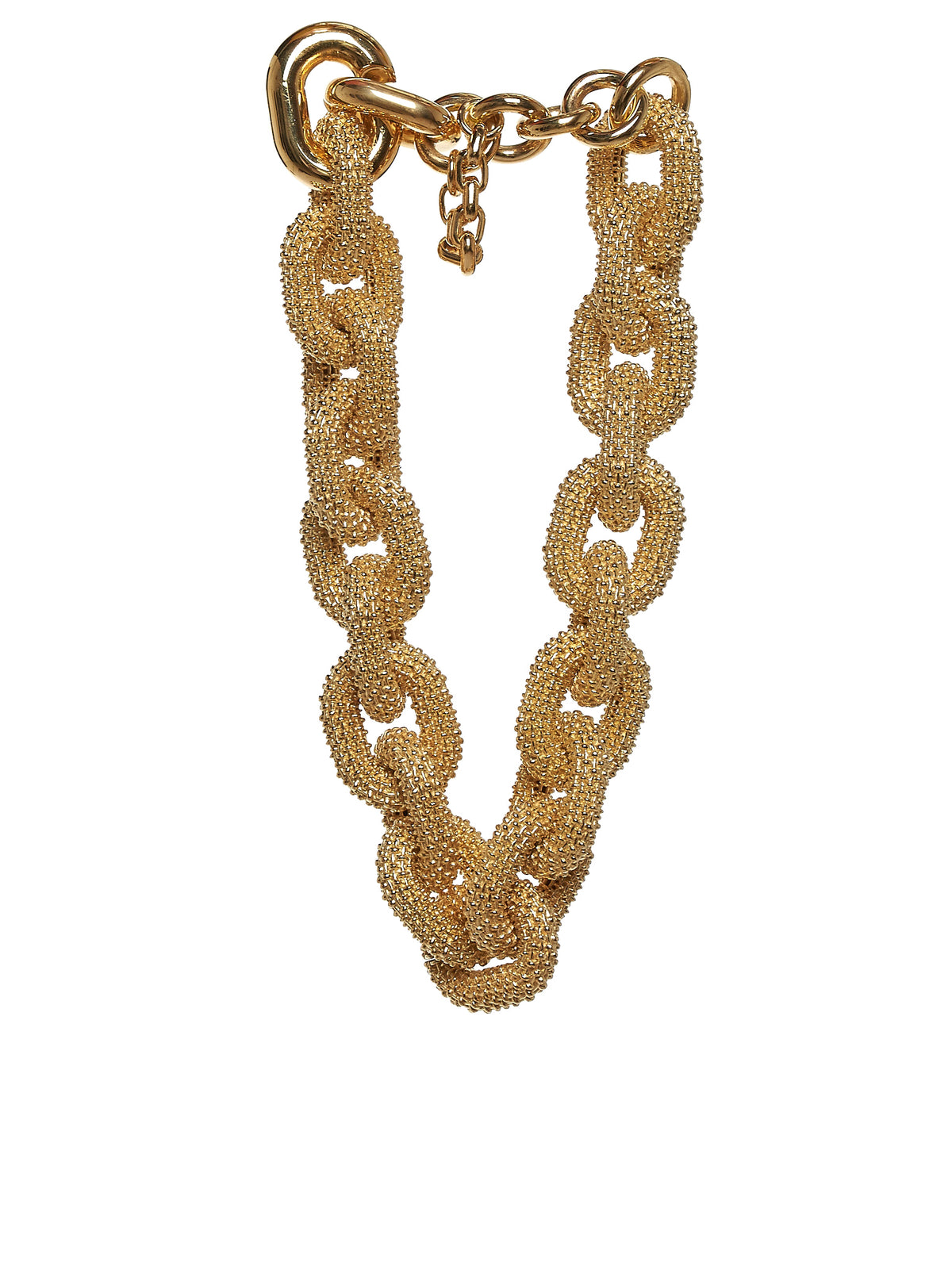 Bottega Veneta Necklace - Hlorenzo Front