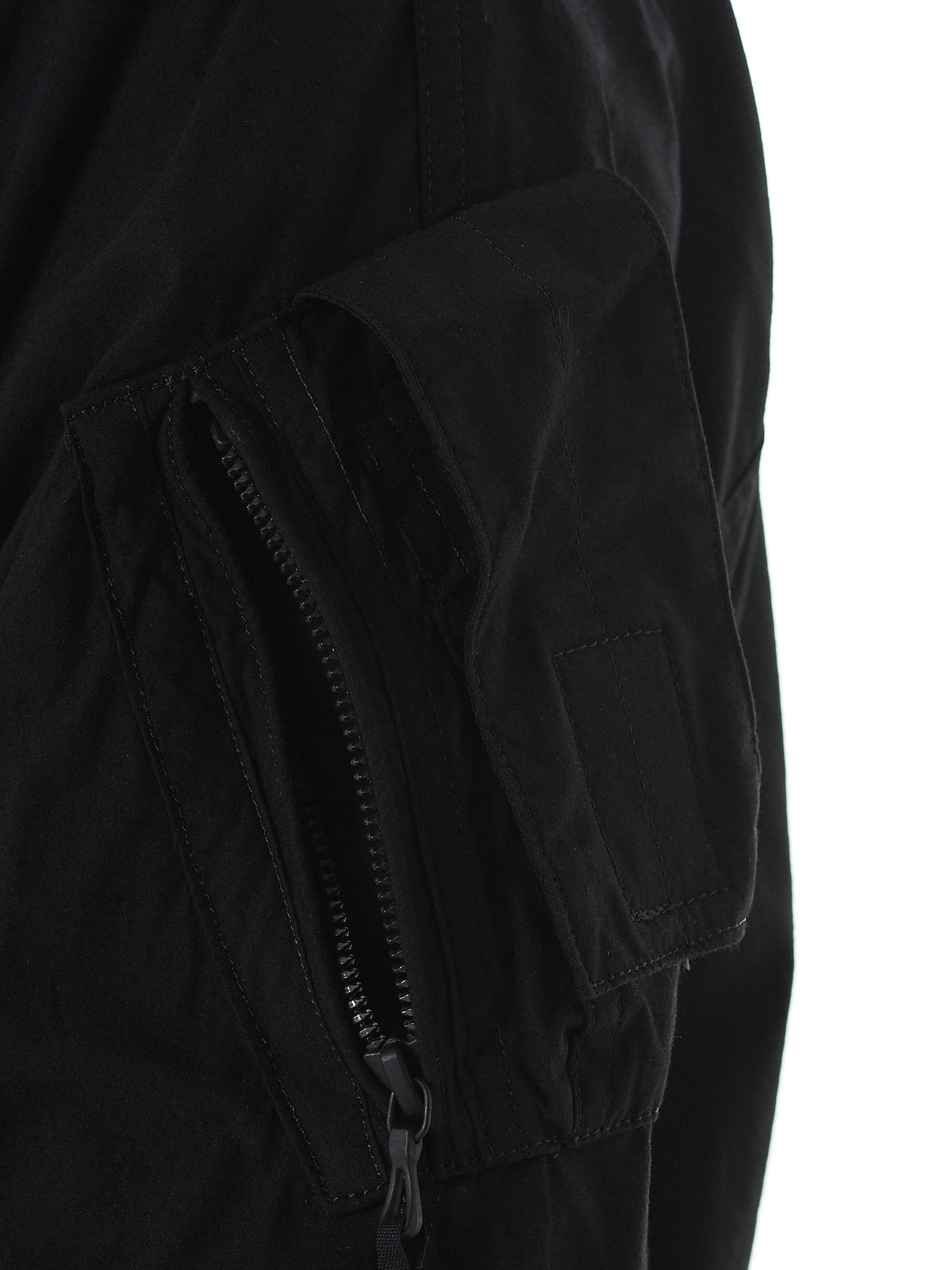 Julius Ribbed Jacket - Hlorenzo Detail 2