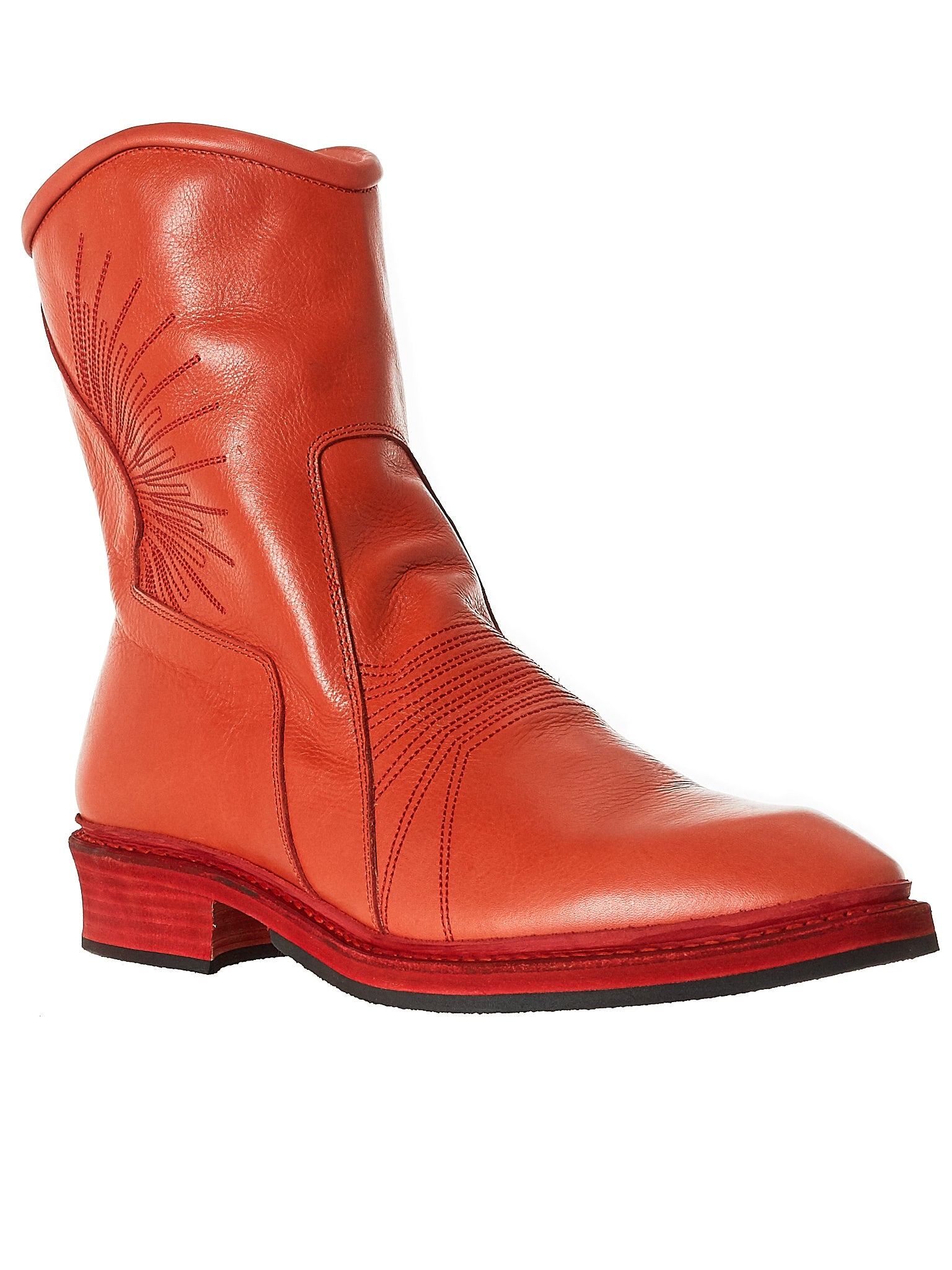 Julius Western Boot - Hlorenzo Side