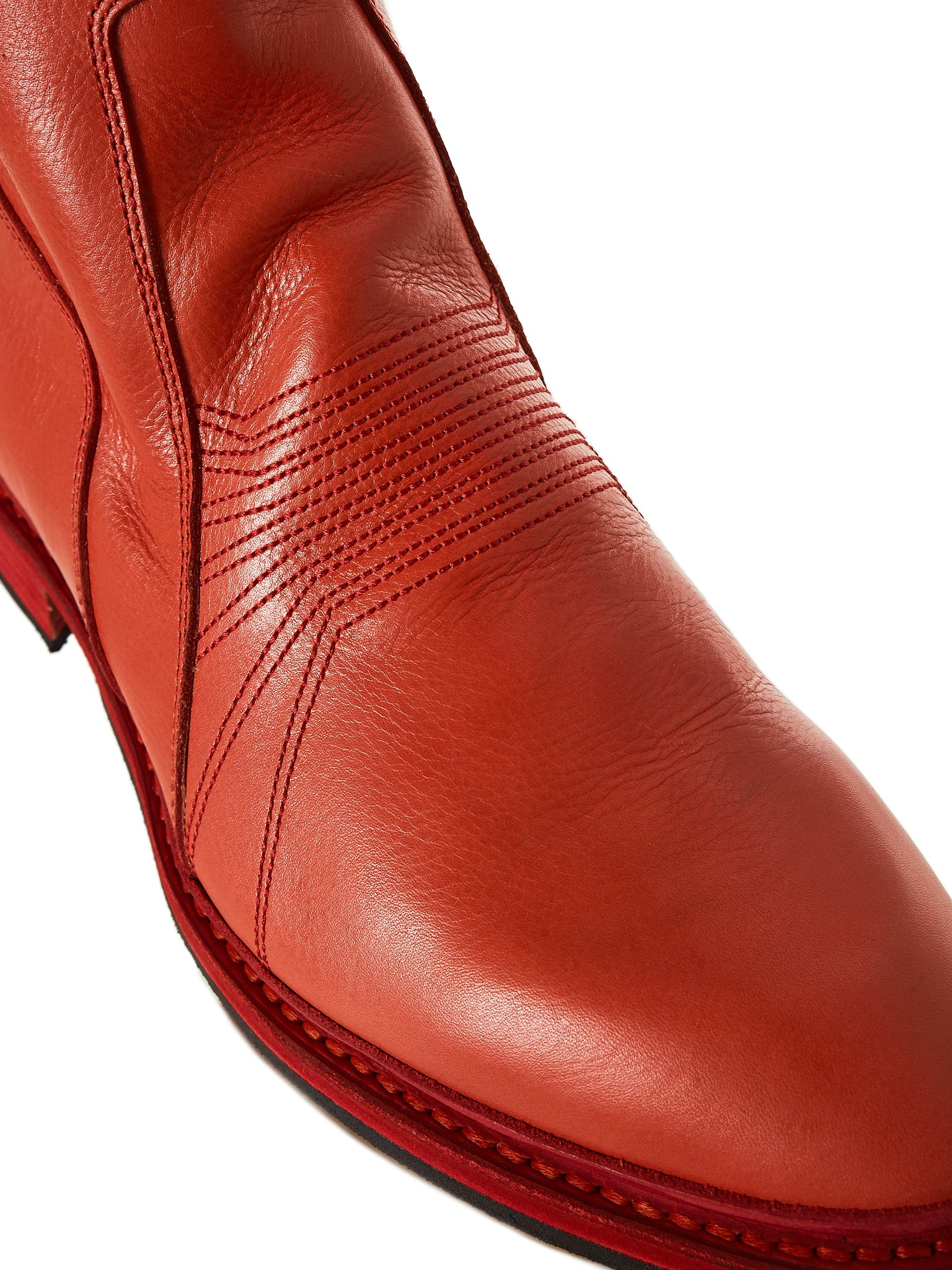 Julius Western Boot - Hlorenzo detail 1
