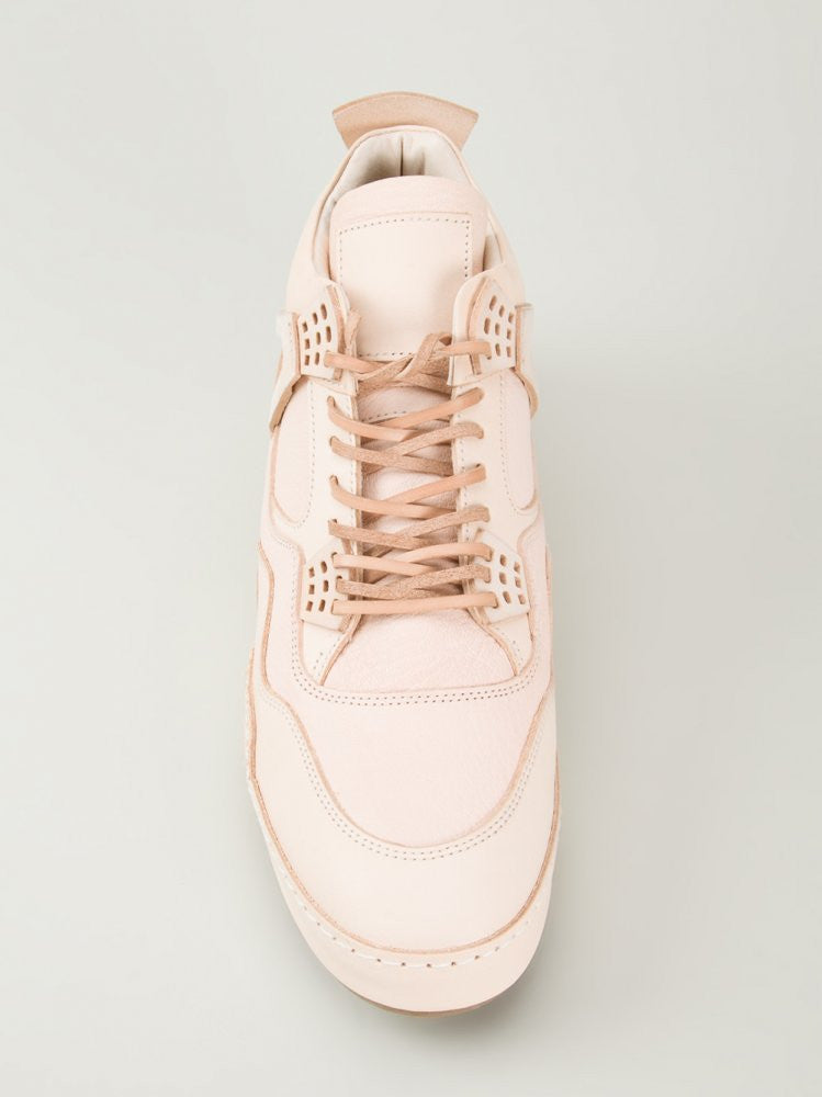 Natural Leather Sneaker (MIP-10 NATURAL) - H. Lorenzo