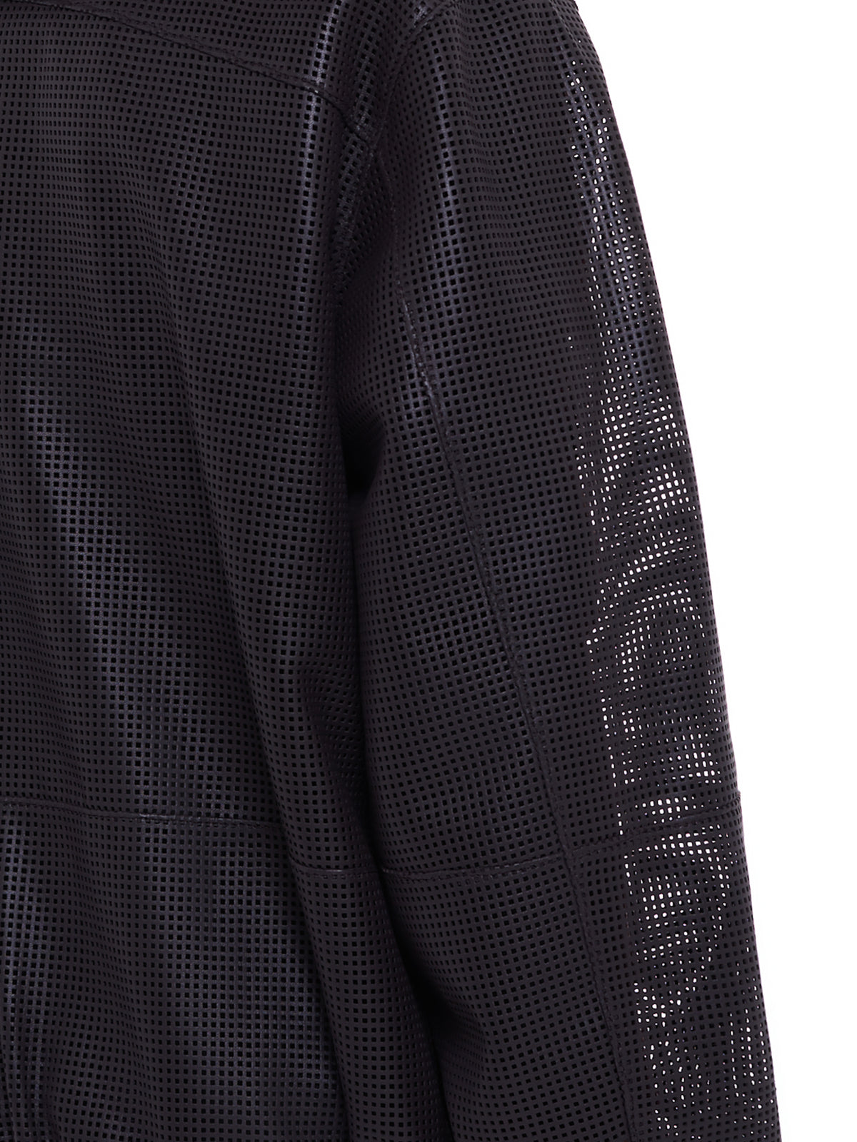 Bottega Veneta Leather Jacket | H.Lorenzo Detail 2