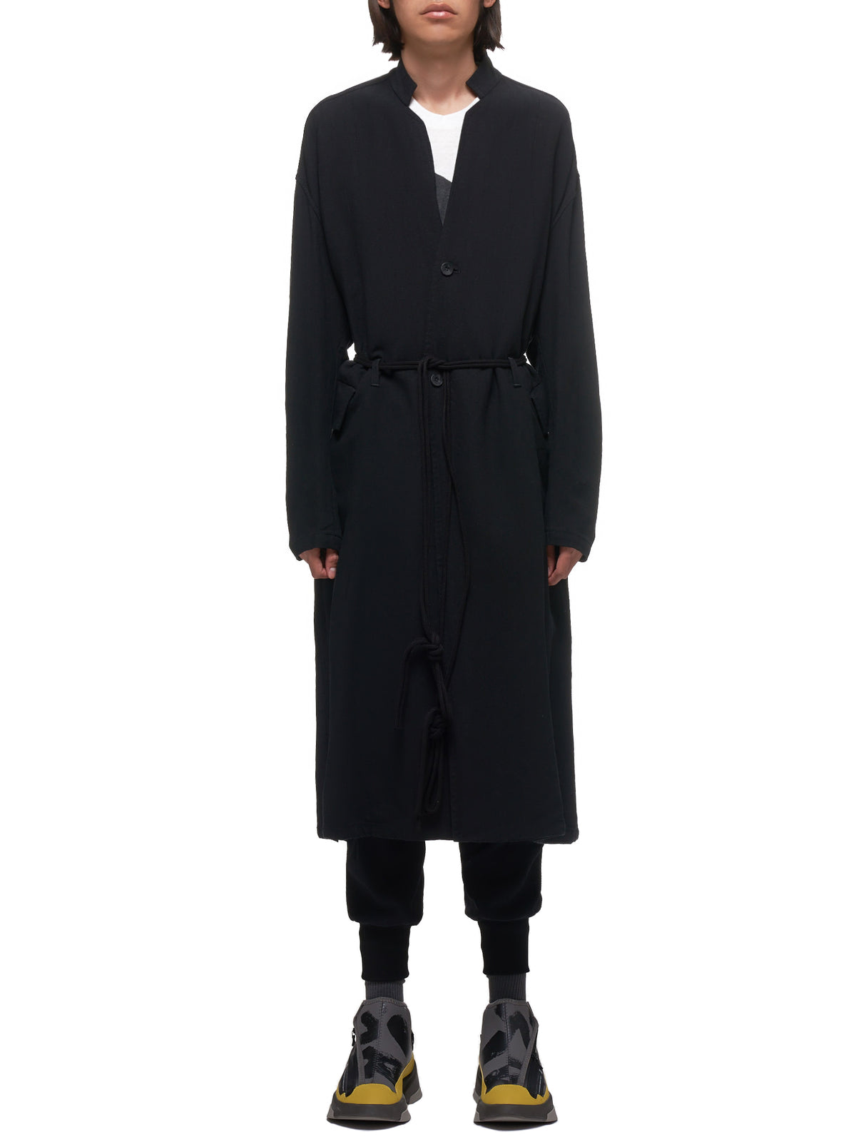 Duster Coat (697JAM1-BLACK)