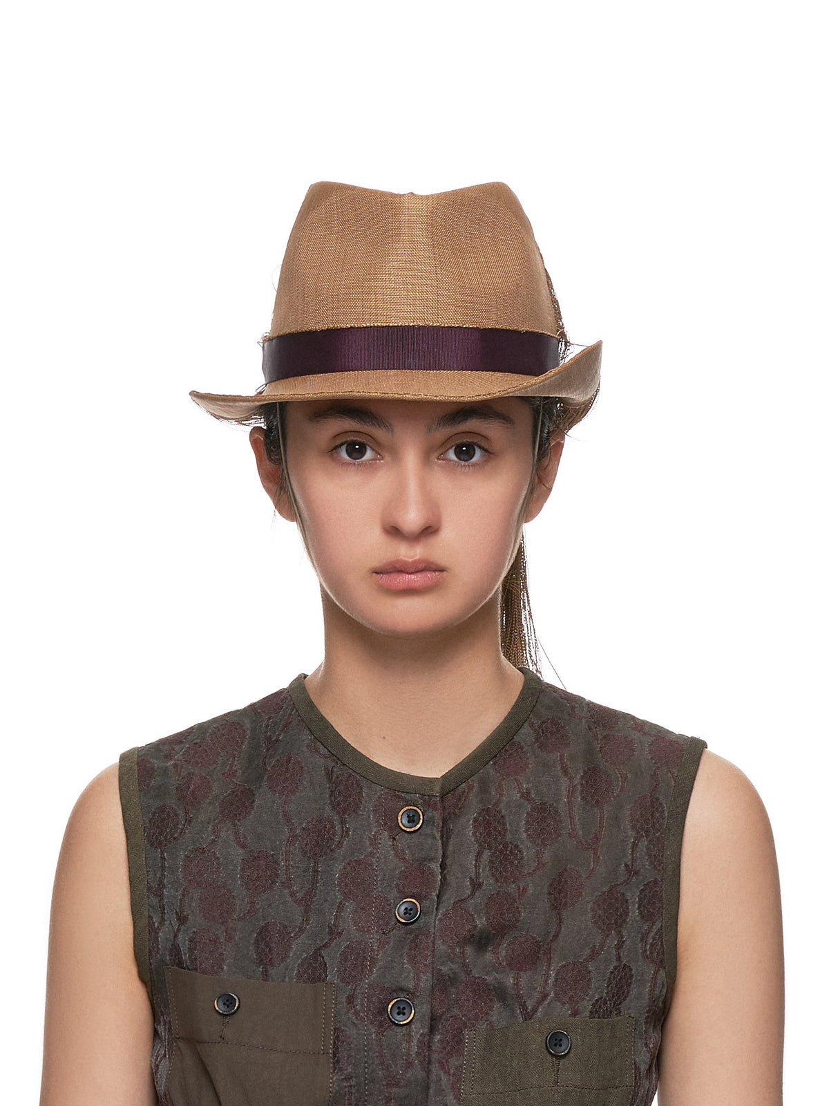 'Instant Hat' (7-INSTANT-BROWN)