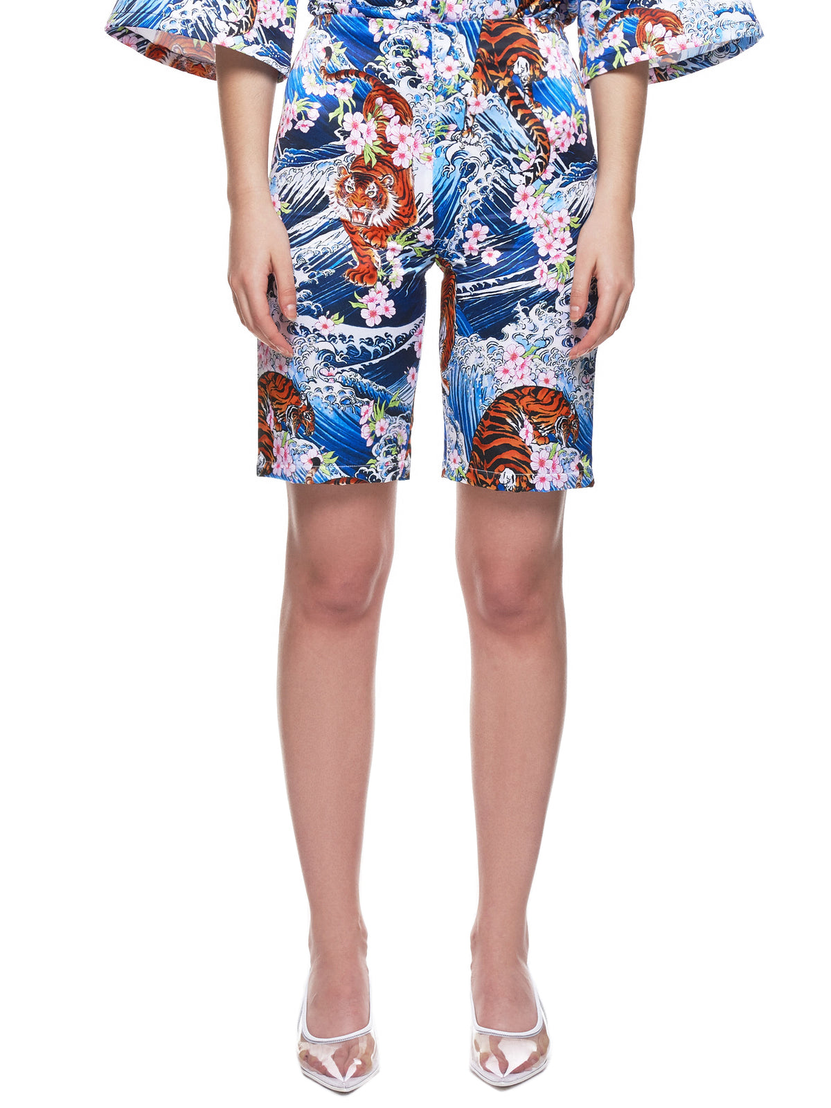 Tiger Shorts (70C-TIGER-WAVE)