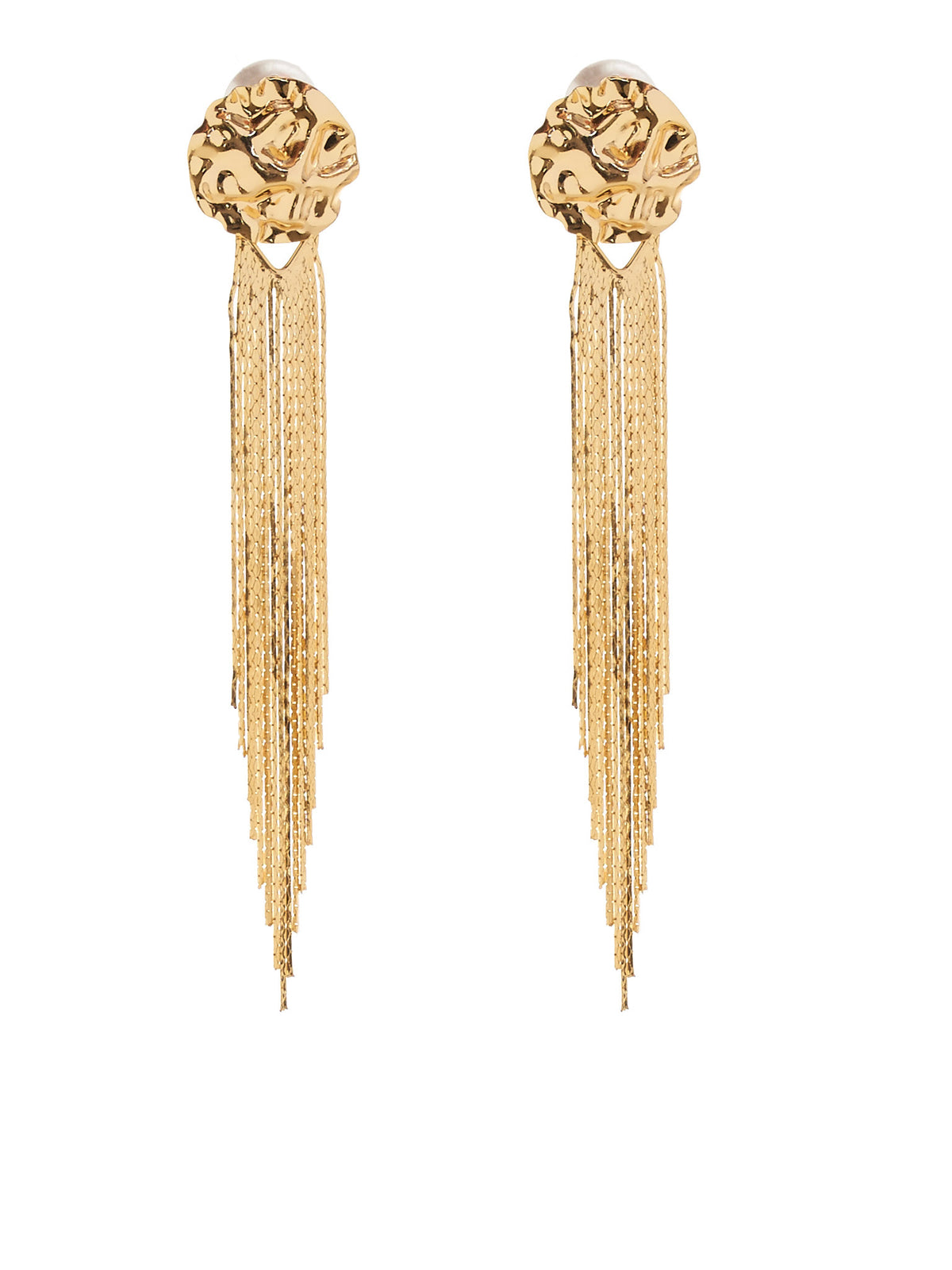 Meduse Earrings (808-G008-078-GOLD)