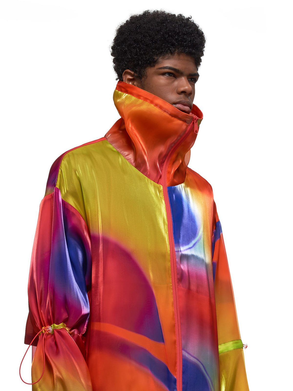 A.A.Spectrum Jacket - Hlorenzo Detail 2