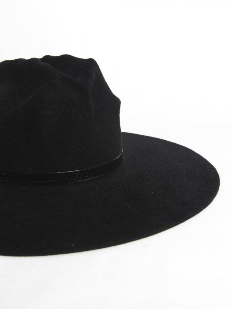 Lady Gaga Hat (LADY GAGA BLACK) - H. Lorenzo