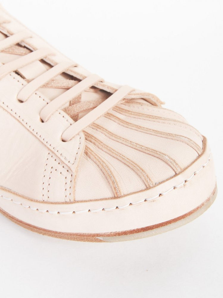 Natural Low-Top Sneaker (MIP-02 NATURAL) - H. Lorenzo