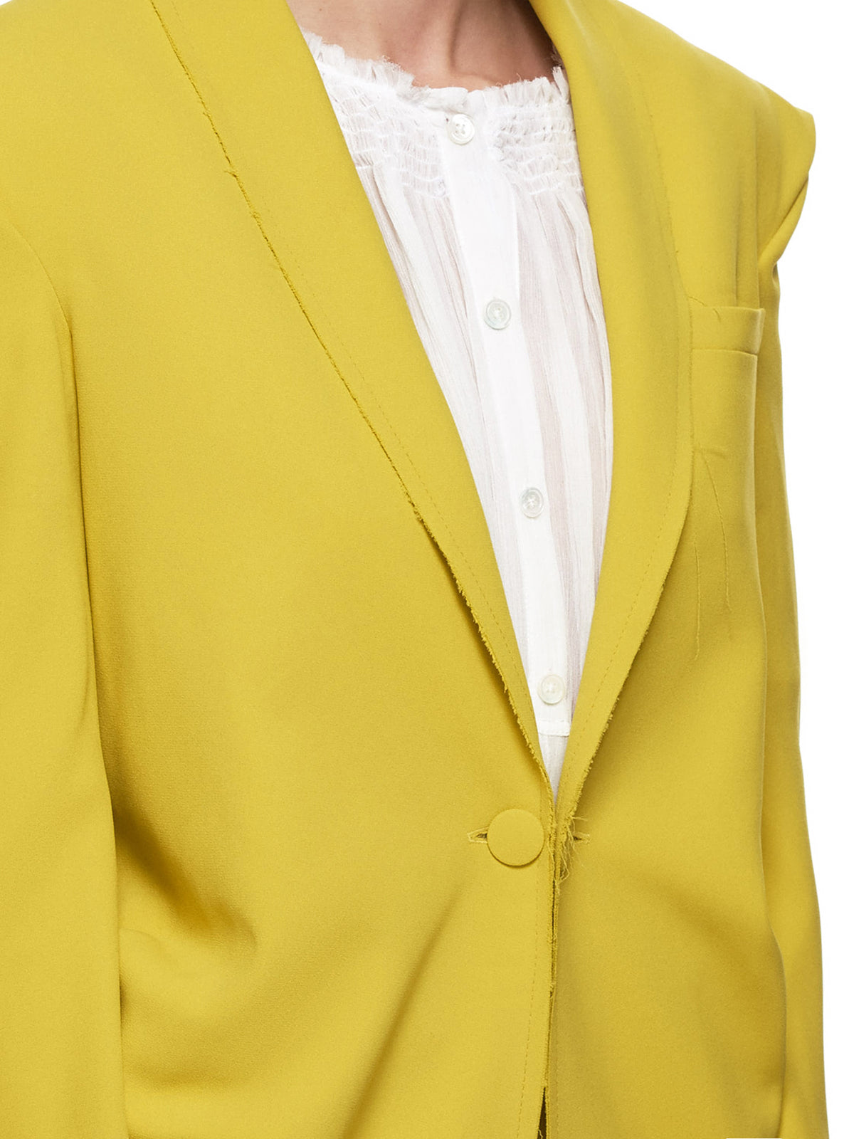 'Icon Tuxedo Blazer' (9-ICON-YELLOW)