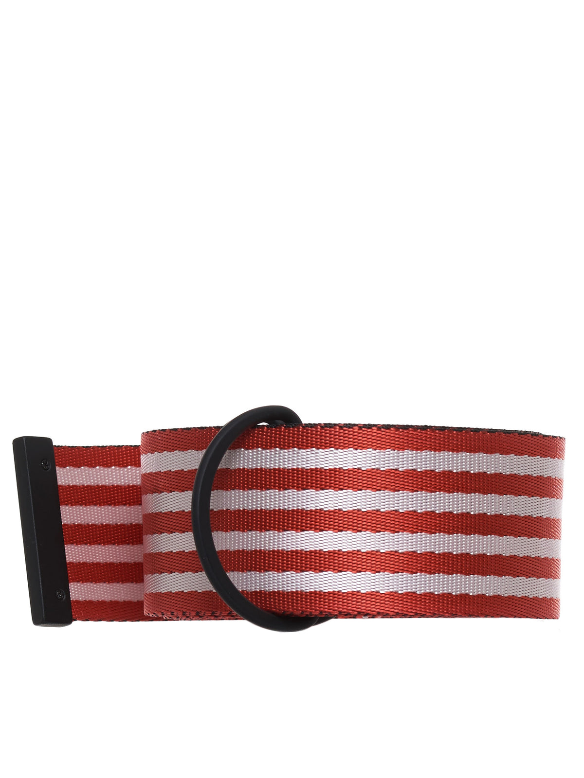 Twill Belt (9011-A003-RED-WHITE)