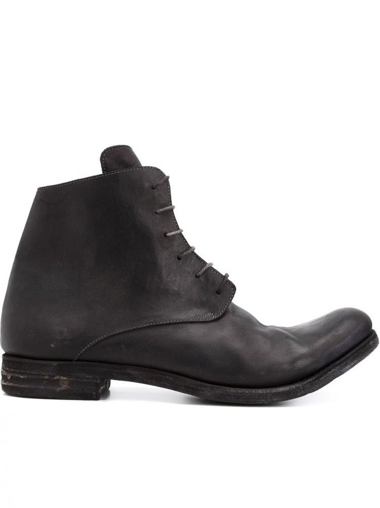 Distressed Boots (S16 013 HORSE BLACK)