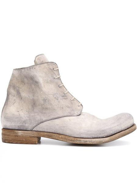 Distressed Boots (S16 013 HORSE ICE)