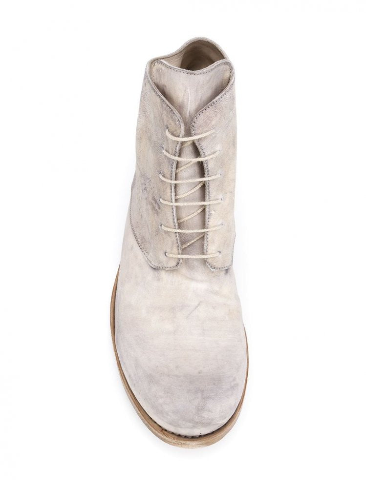 Distressed Boots (S16 013 HORSE ICE) - H. Lorenzo