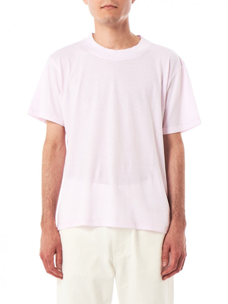 Short Sleeve Tee (SS16-608 ALMOST MAUVE) - H. Lorenzo