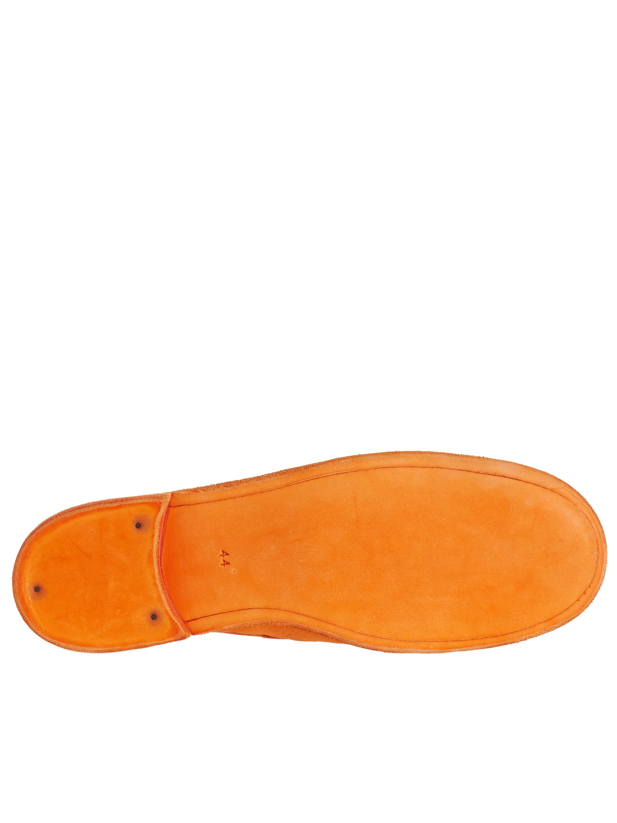 992 Donkey Leather Derby (992-DONKEY-FG-NEON-ORANGE)