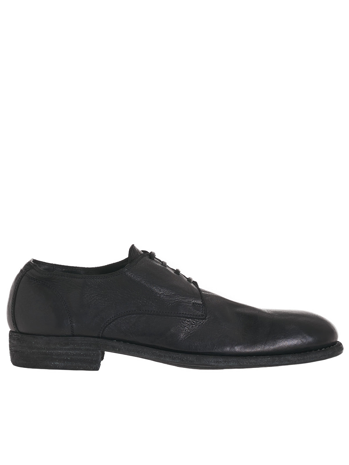 992 Goat Leather Derby (992-GOAT-FG-BLACK)