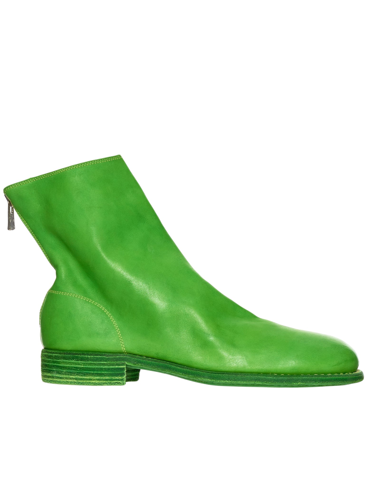 Guidi 986 Green Boot - Hlorenzo Front