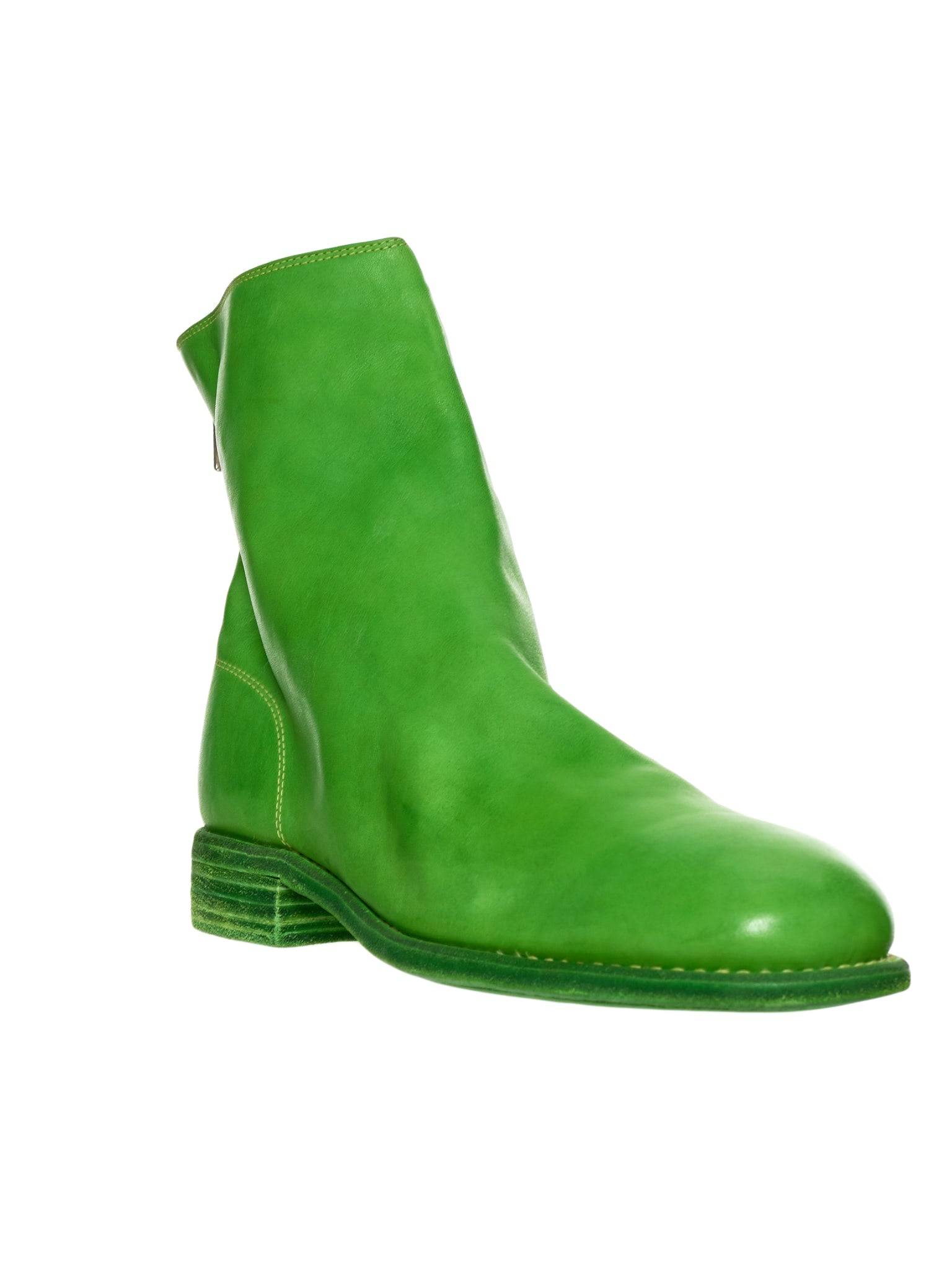 Guidi 986 Green Boot - Hlorenzo Side
