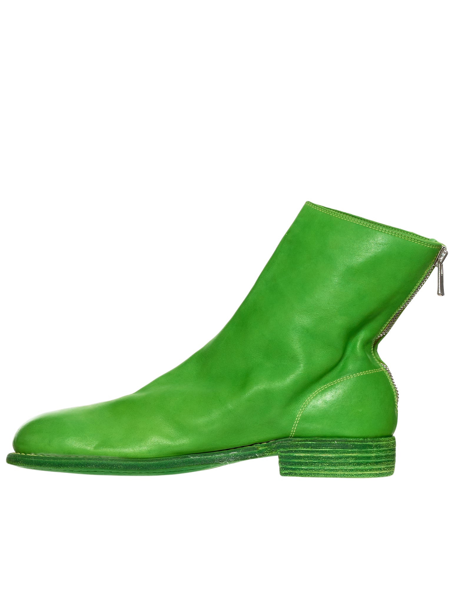 Guidi 986 Green Boot - Hlorenzo Back