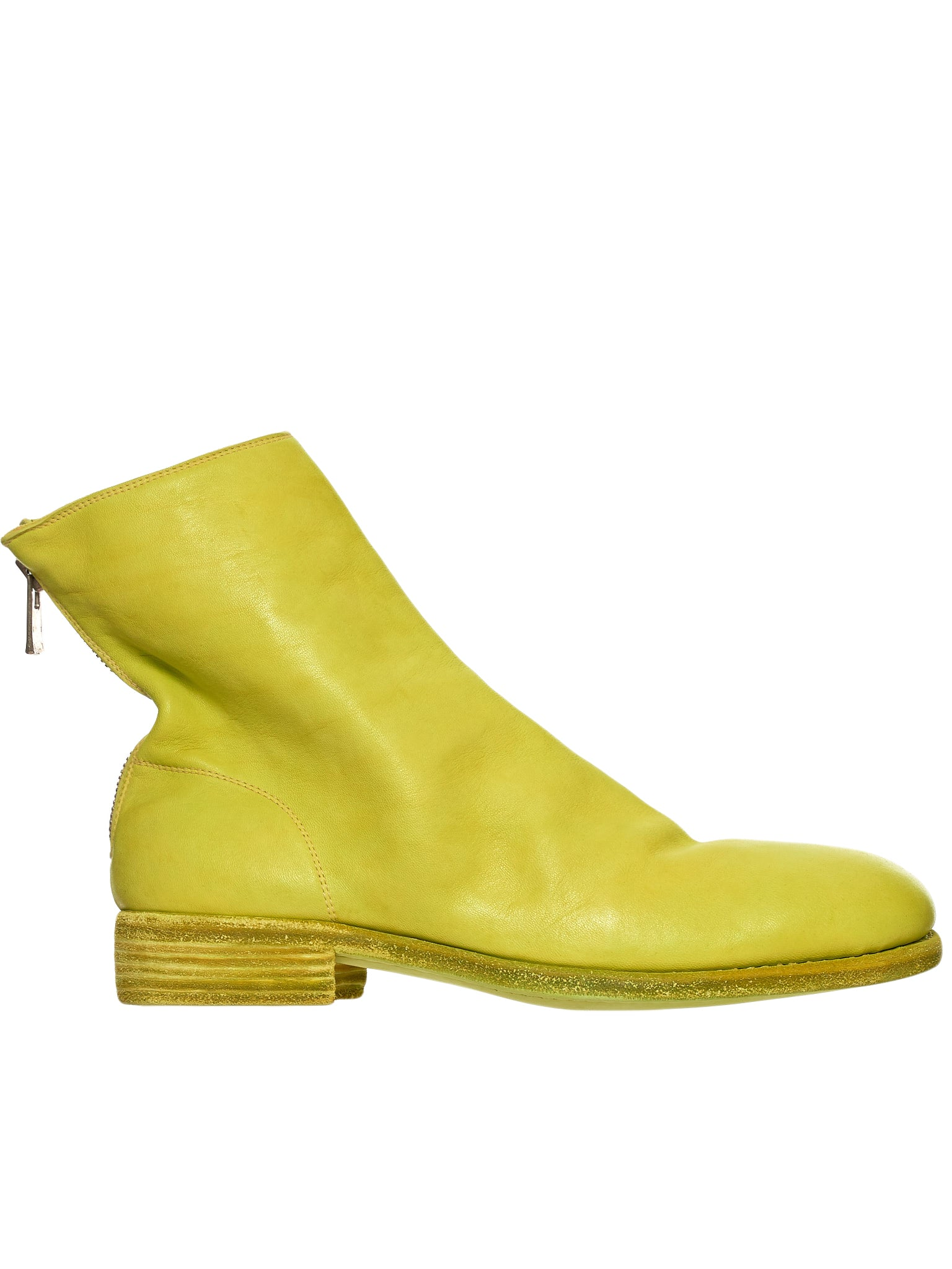 Guidi 986 Yellow Boot - Hlorenzo Front