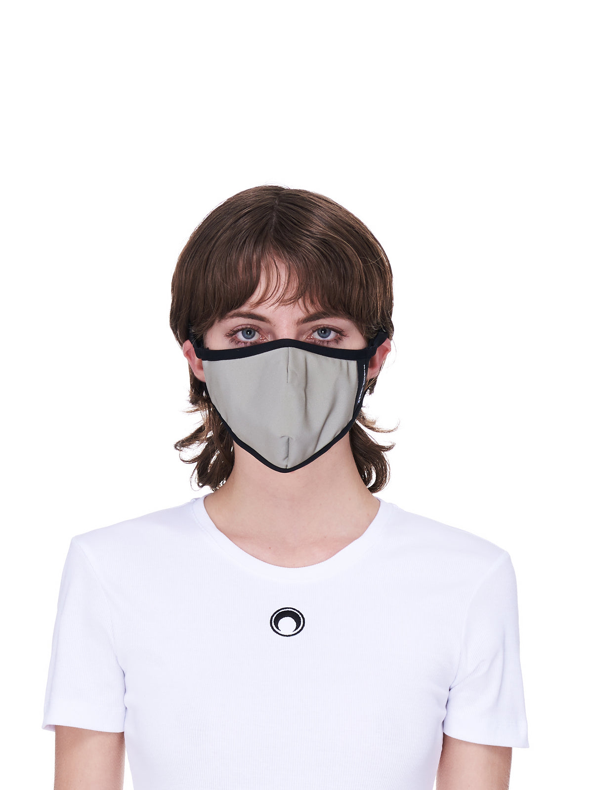 Bronze Reflective Air Mask (A059FW20X-JERPA0005-PLAIN-BRON)