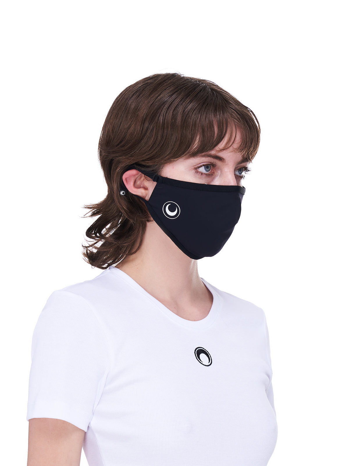 Black Daily Wear Mask (A059ICONX-JERPA0004-BLACK)