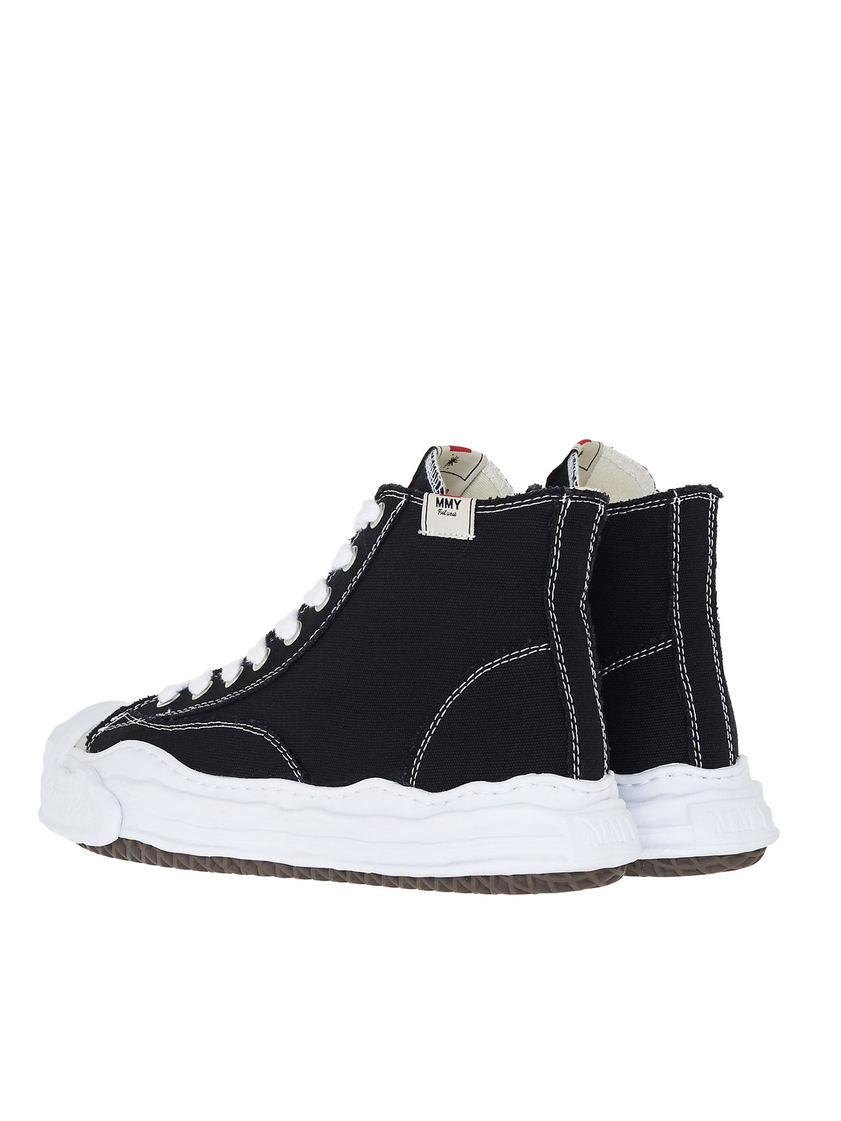 Original Sole Hi-Top Sneakers (A05FW701-BLACK)