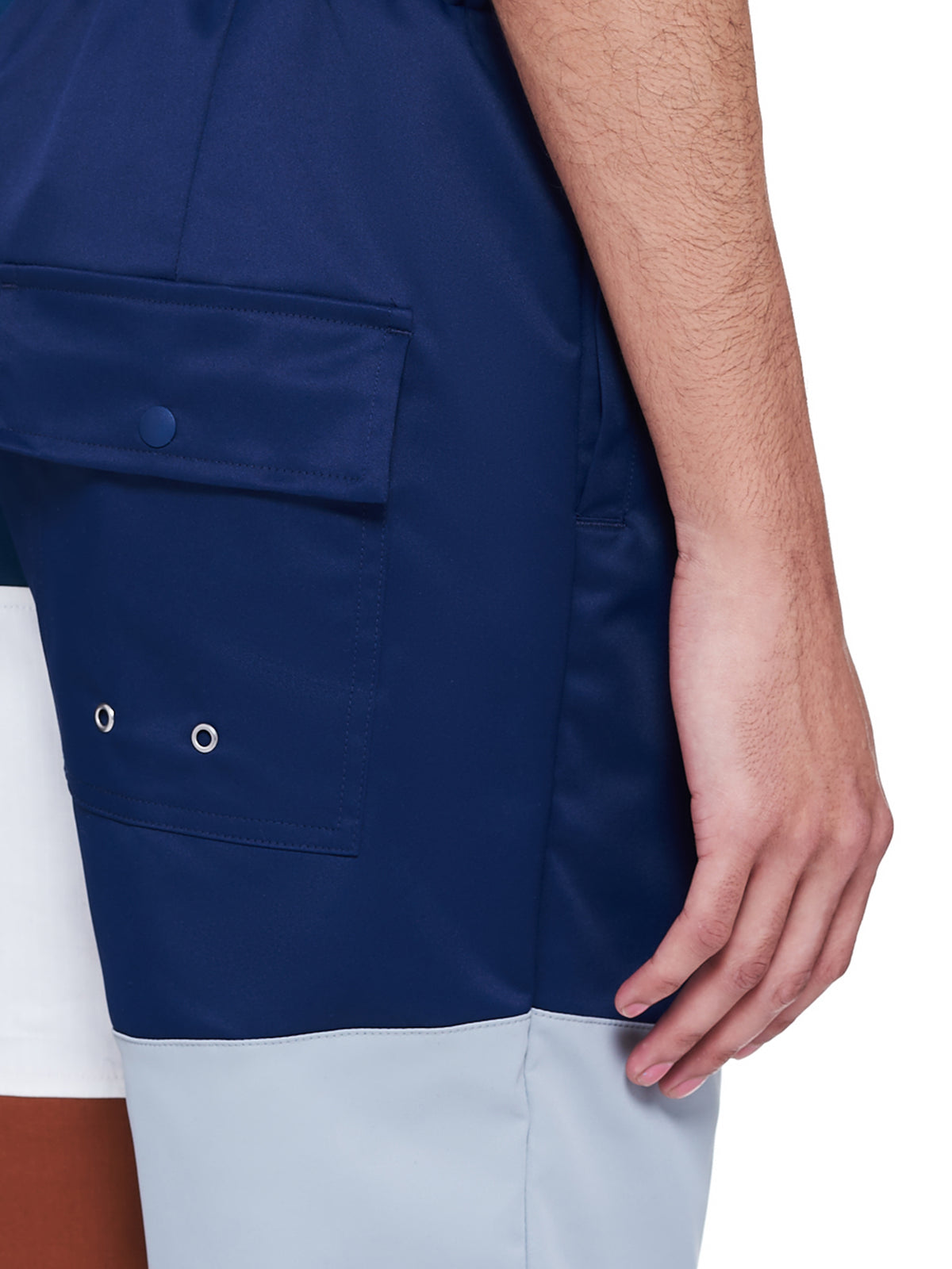 Combined Surf Shorts (A06SP584-NAVY)