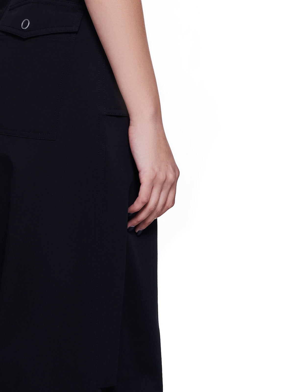 Dion Lee Trousers | H.Lorenzo - detail 2