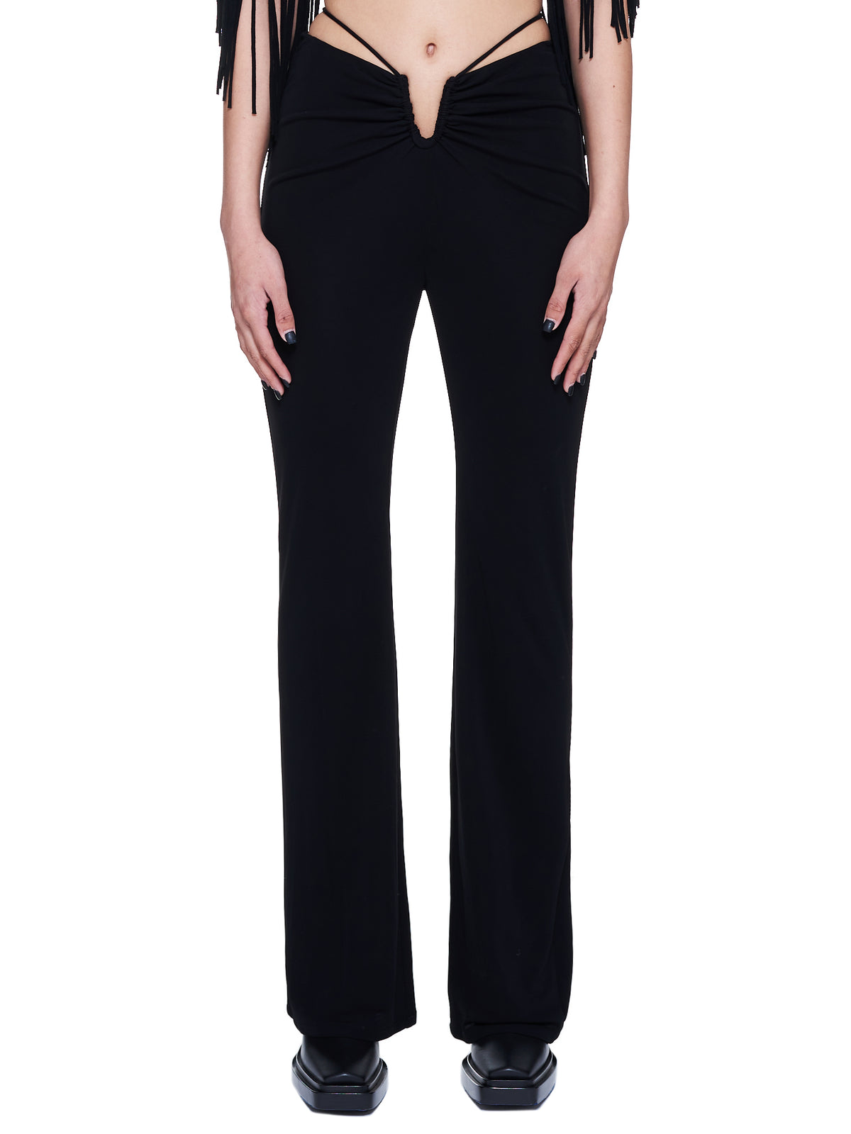 Dion Lee Trousers | H.Lorenzo - front