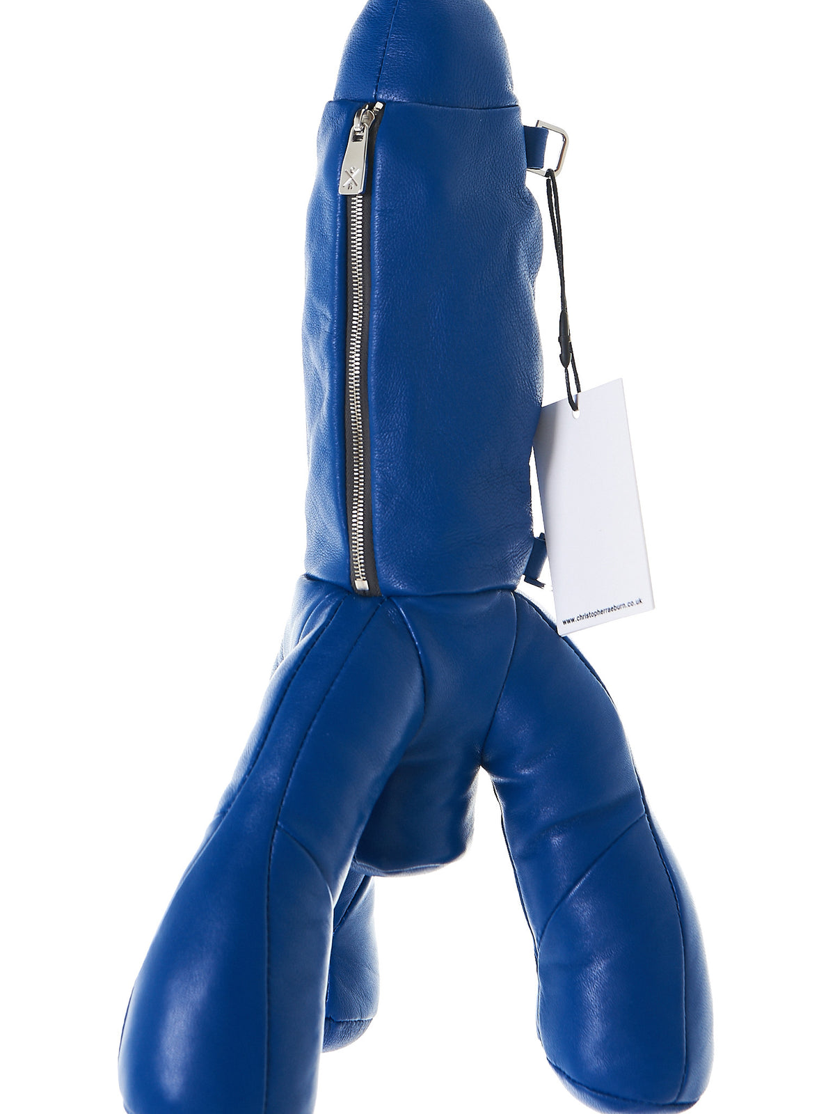 'Rocket' Hand Bag (ABG6050 BLUE) - H. Lorenzo